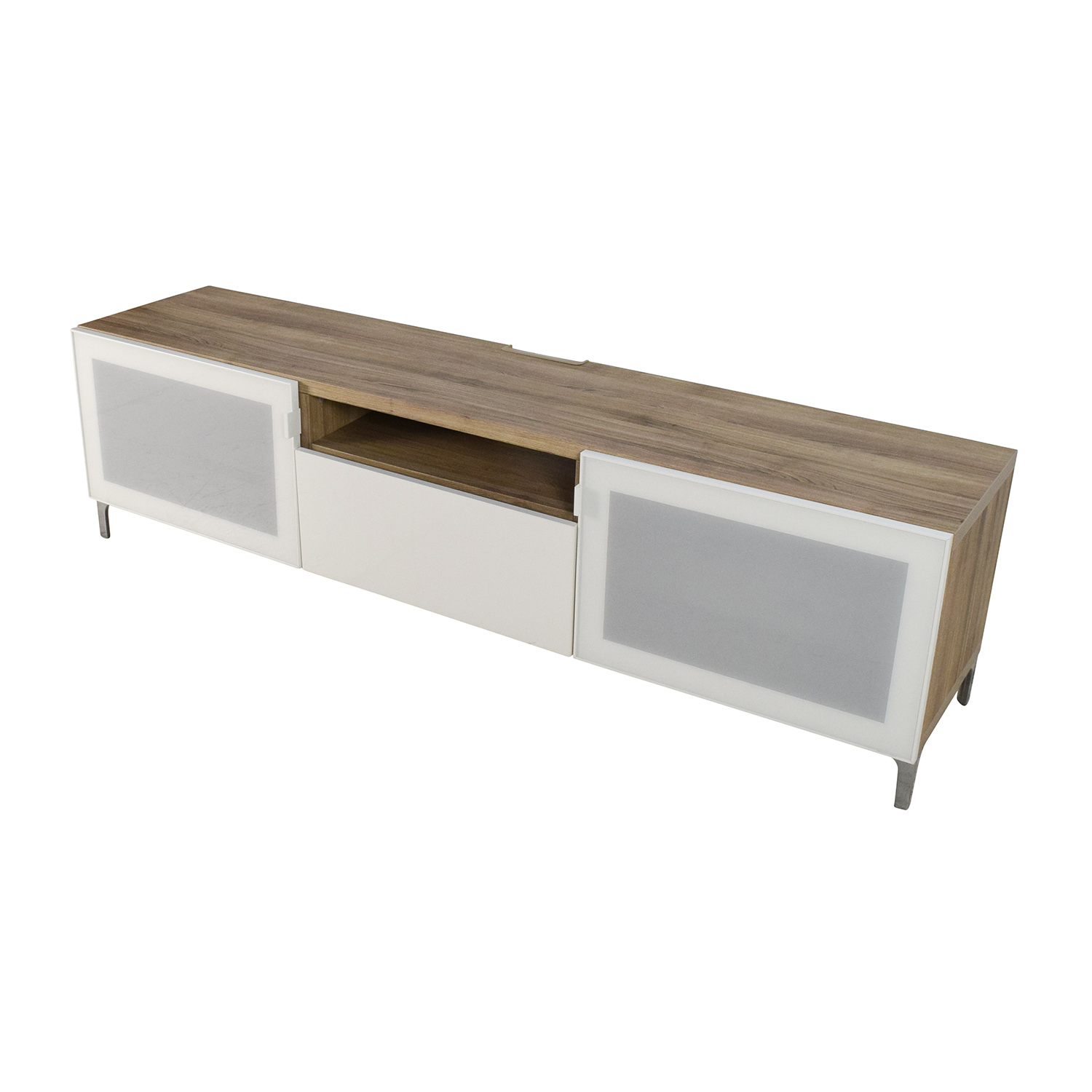 82 Off Ikea Ikea Besta Media Unit Storage