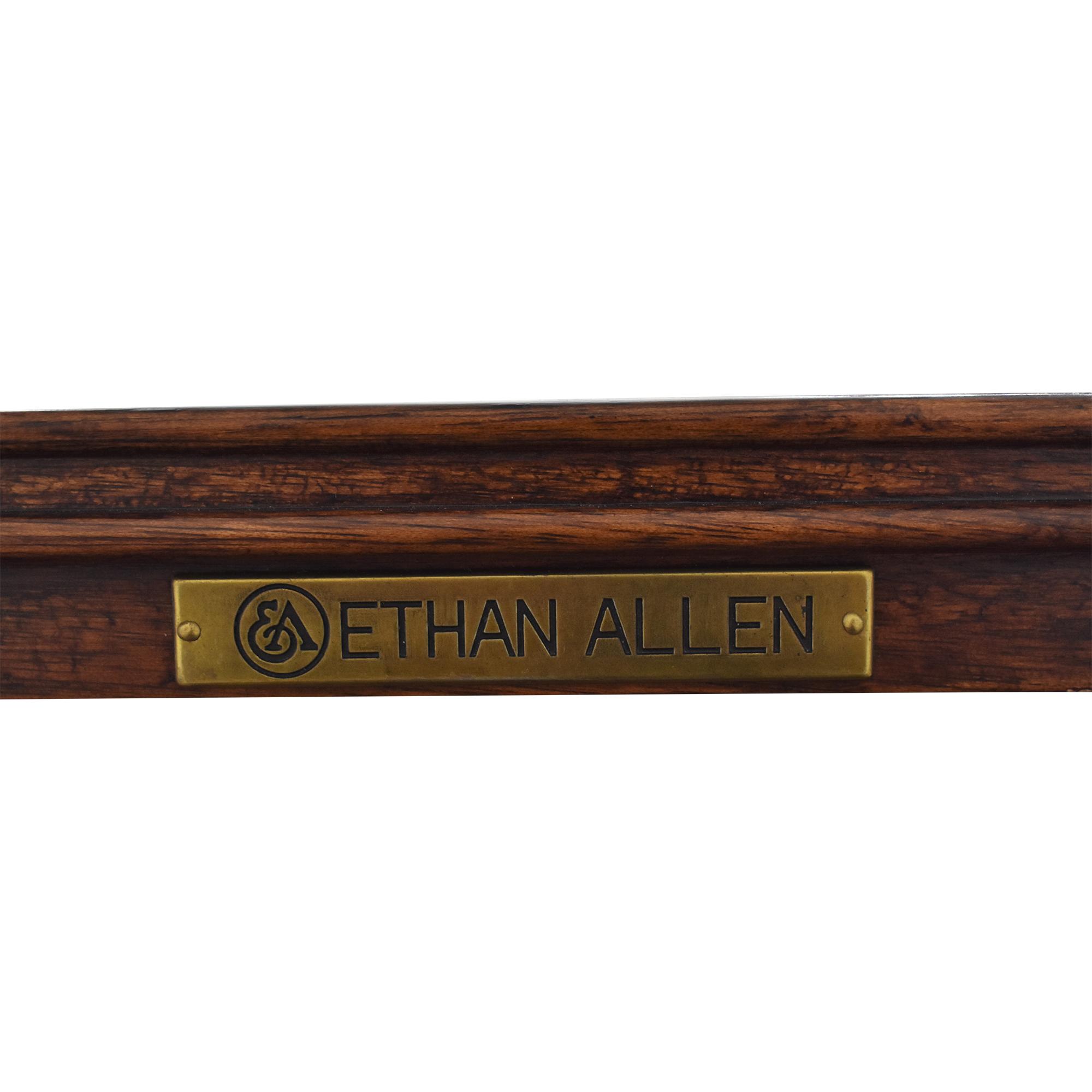 Ethan Allen Ethan Allen Three Shelf Sideboard used