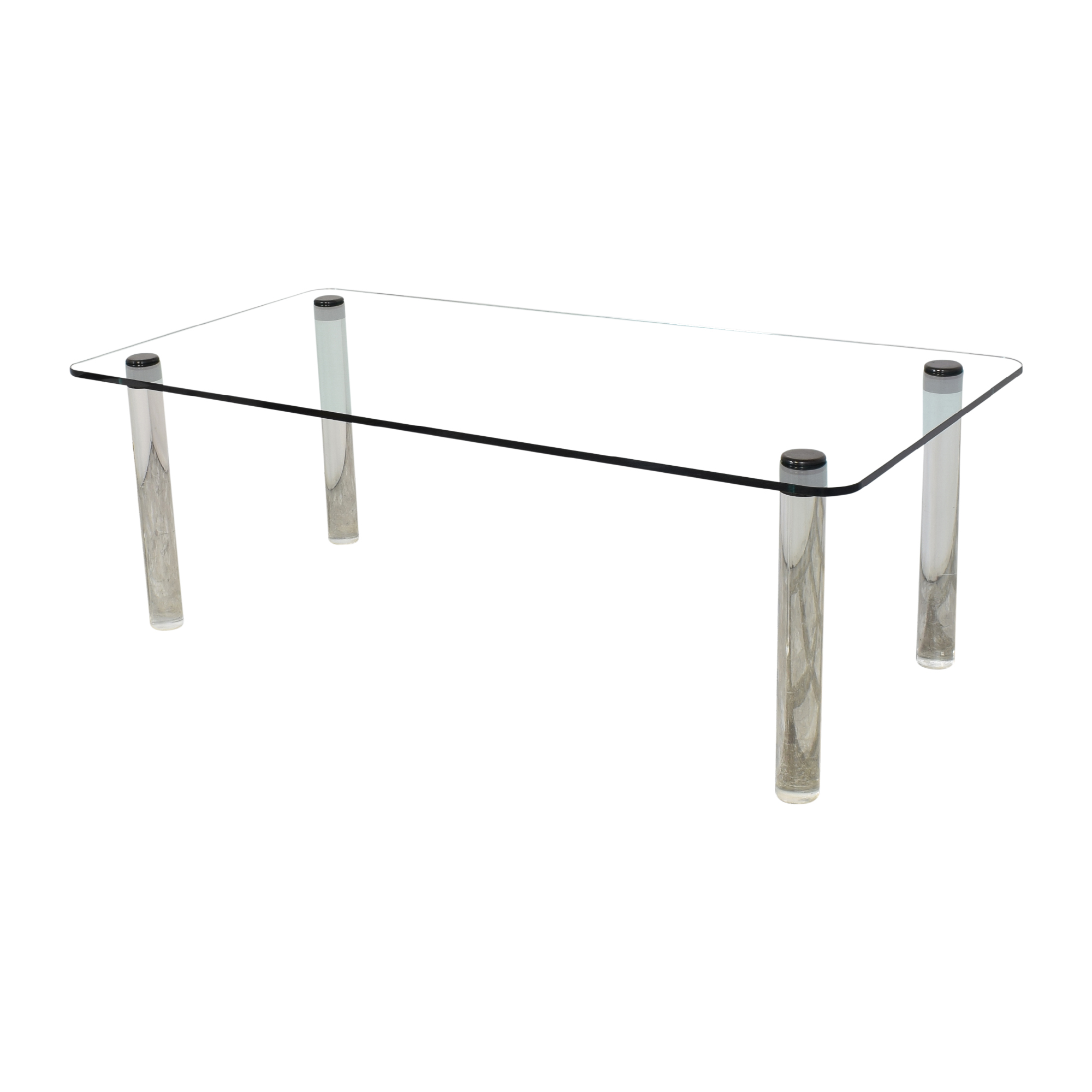 57 Off Modern Style Rectangular Dining Table Tables
