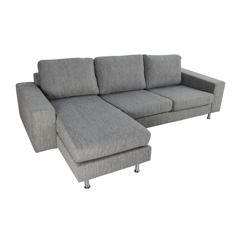 69 Off Boconcept Boconcept Indivi 2 Sectional Sofa Sofas
