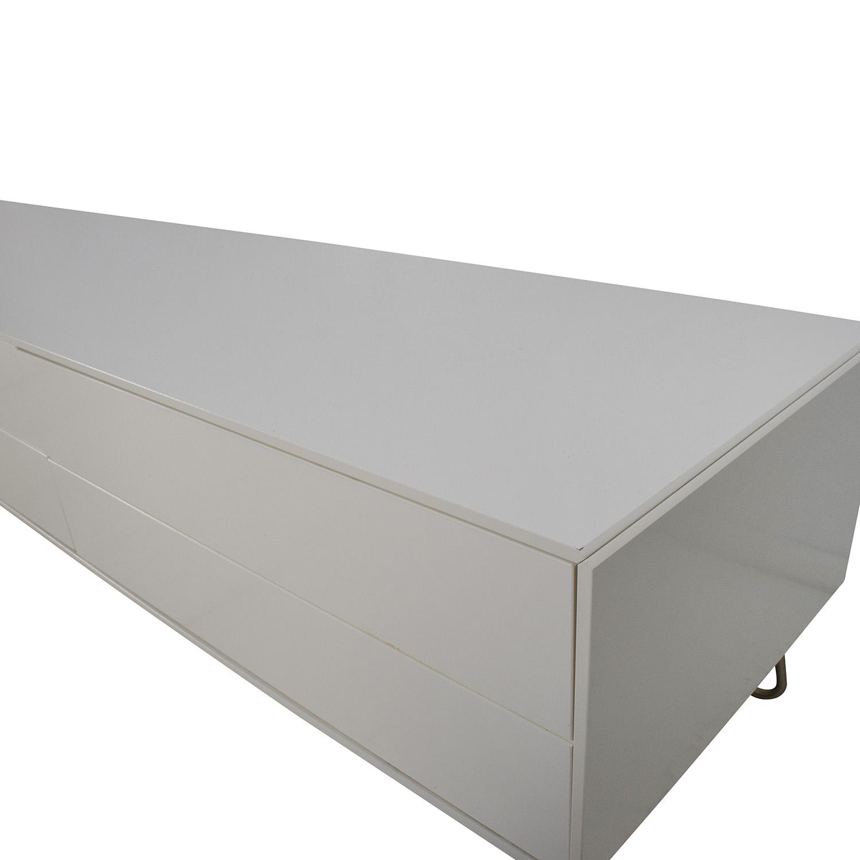 69 off boconcept boconcept fermo media unit storage. Black Bedroom Furniture Sets. Home Design Ideas