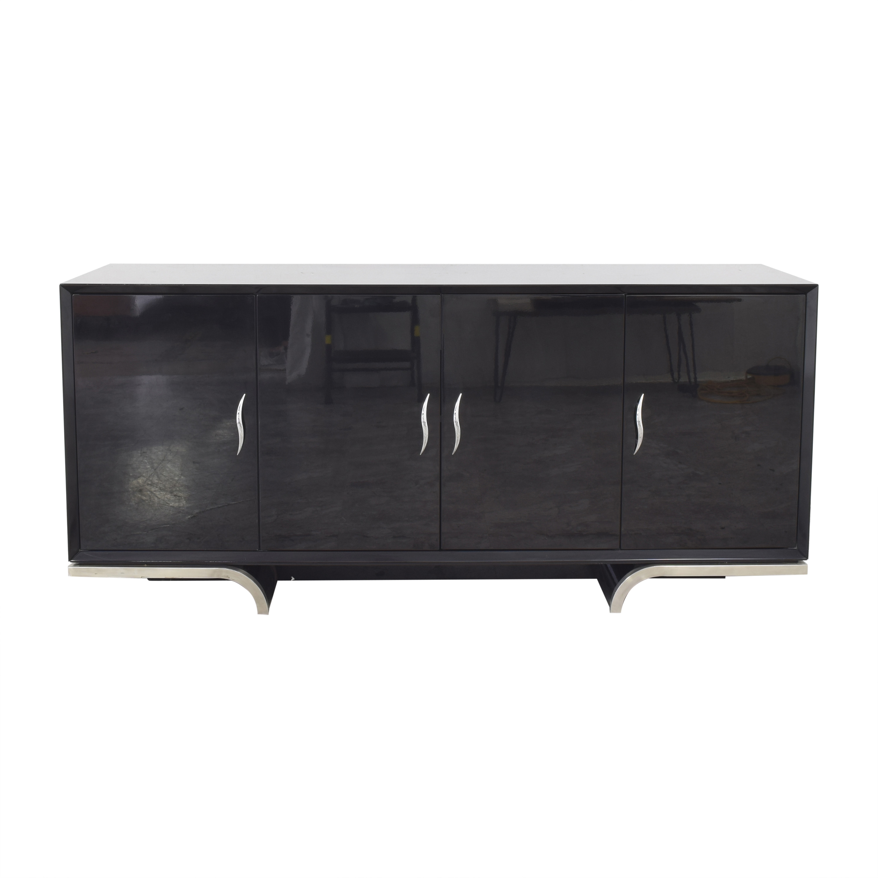 Four Door Sideboard Buffet Cabinets & Sideboards