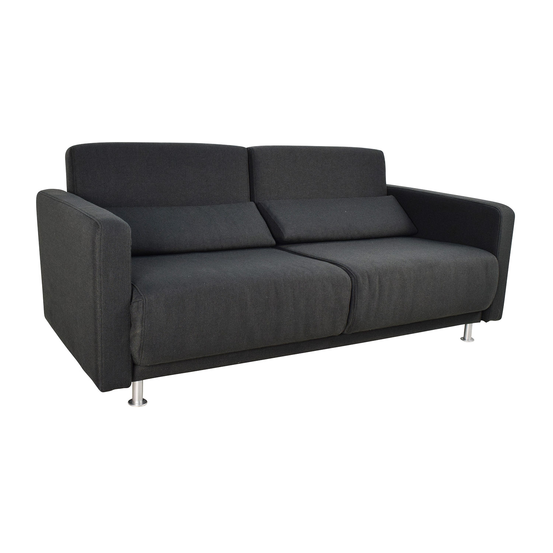 67 off boconcept boconcept melo 2 reclining sofa sofas. Black Bedroom Furniture Sets. Home Design Ideas