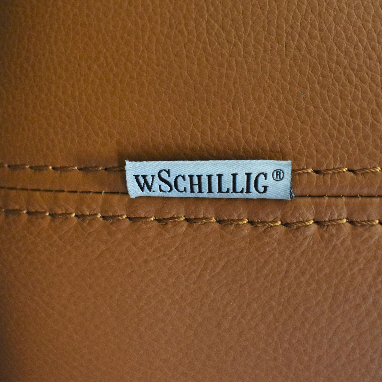 W. Schillig W. Schillig Amber Curved Sectional Sofa nj