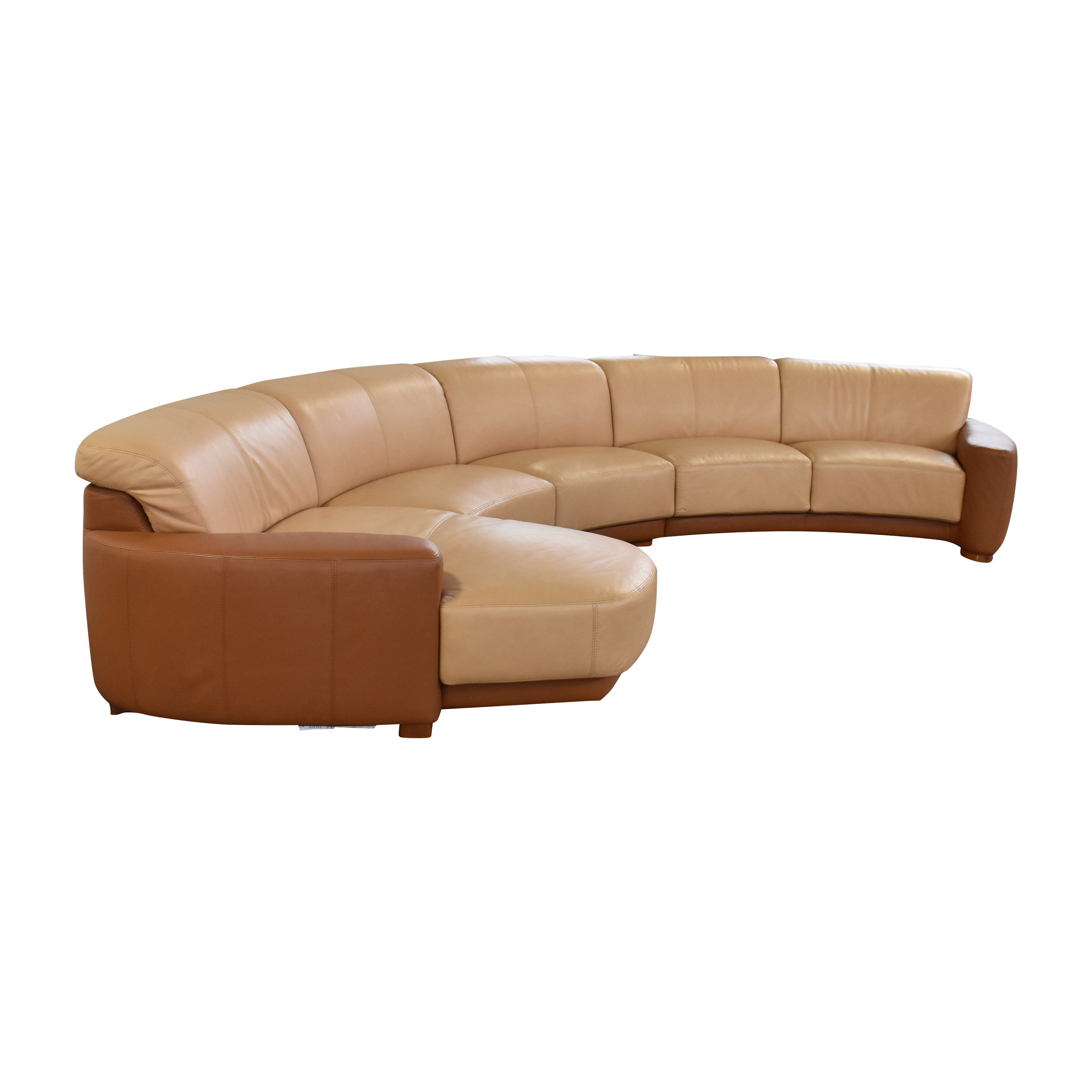 W. Schillig W. Schillig Amber Curved Sectional Sofa price