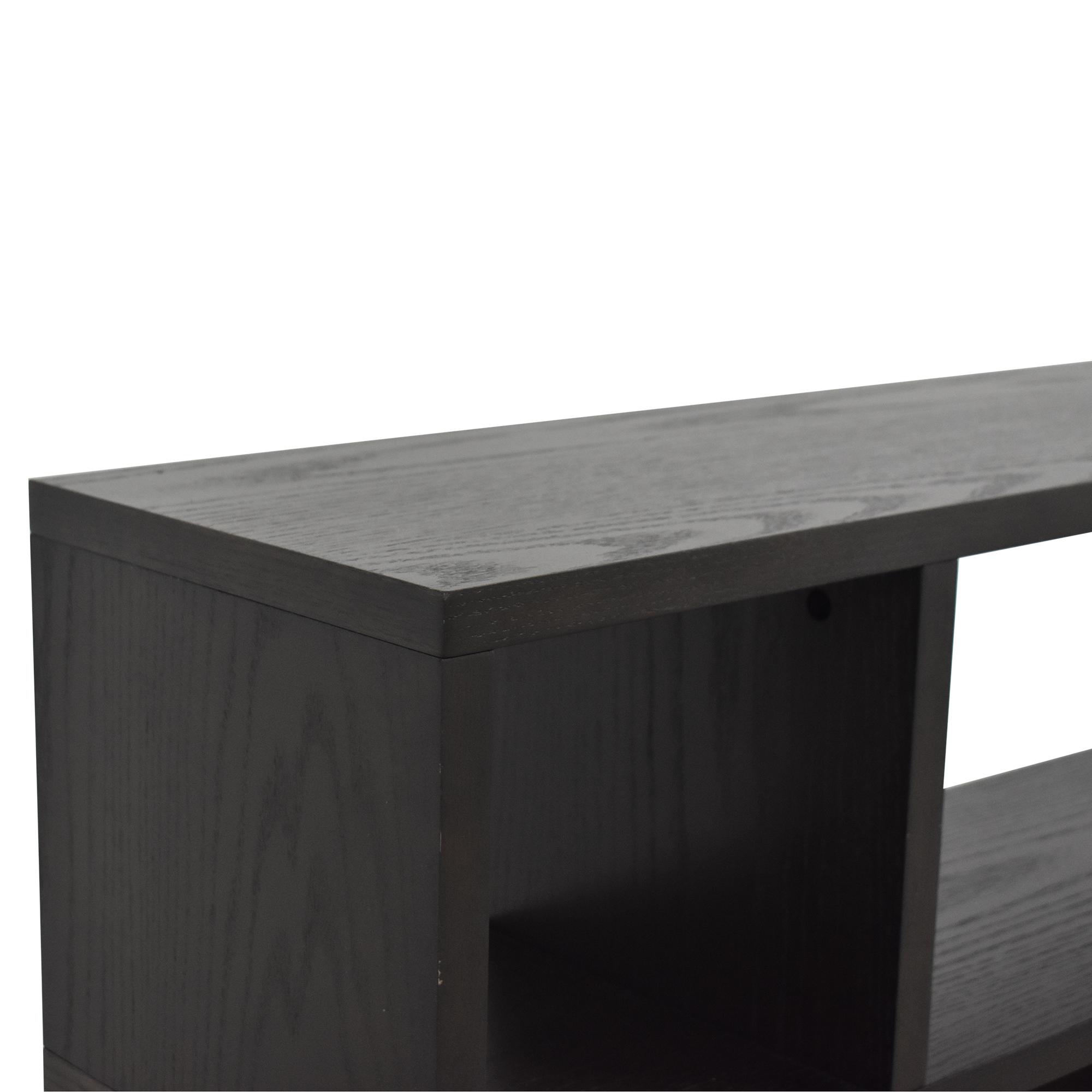 West Elm Modern Shelf sale