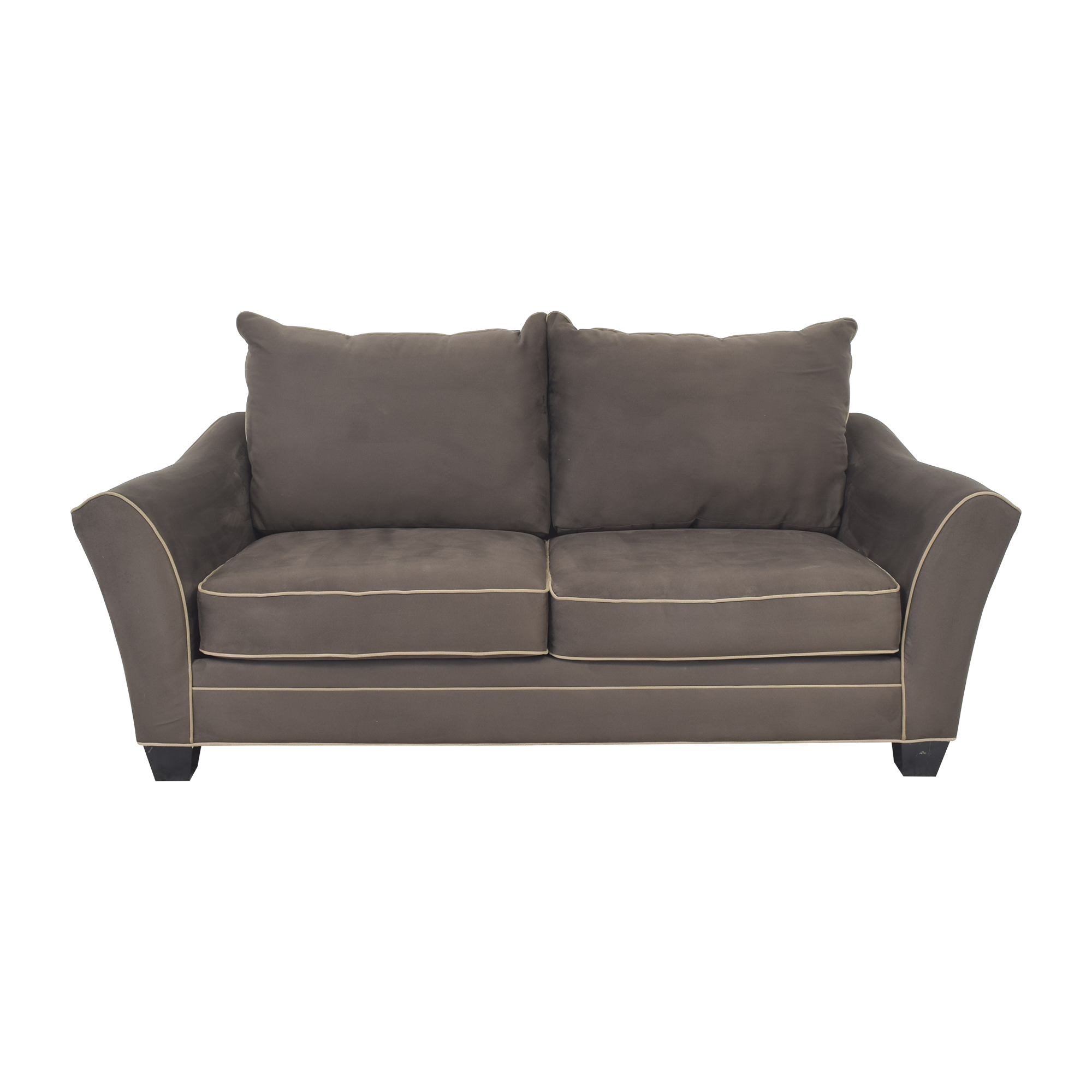 Raymour & Flanigan Raymour & Flanigan Tapered Arm Sofa used