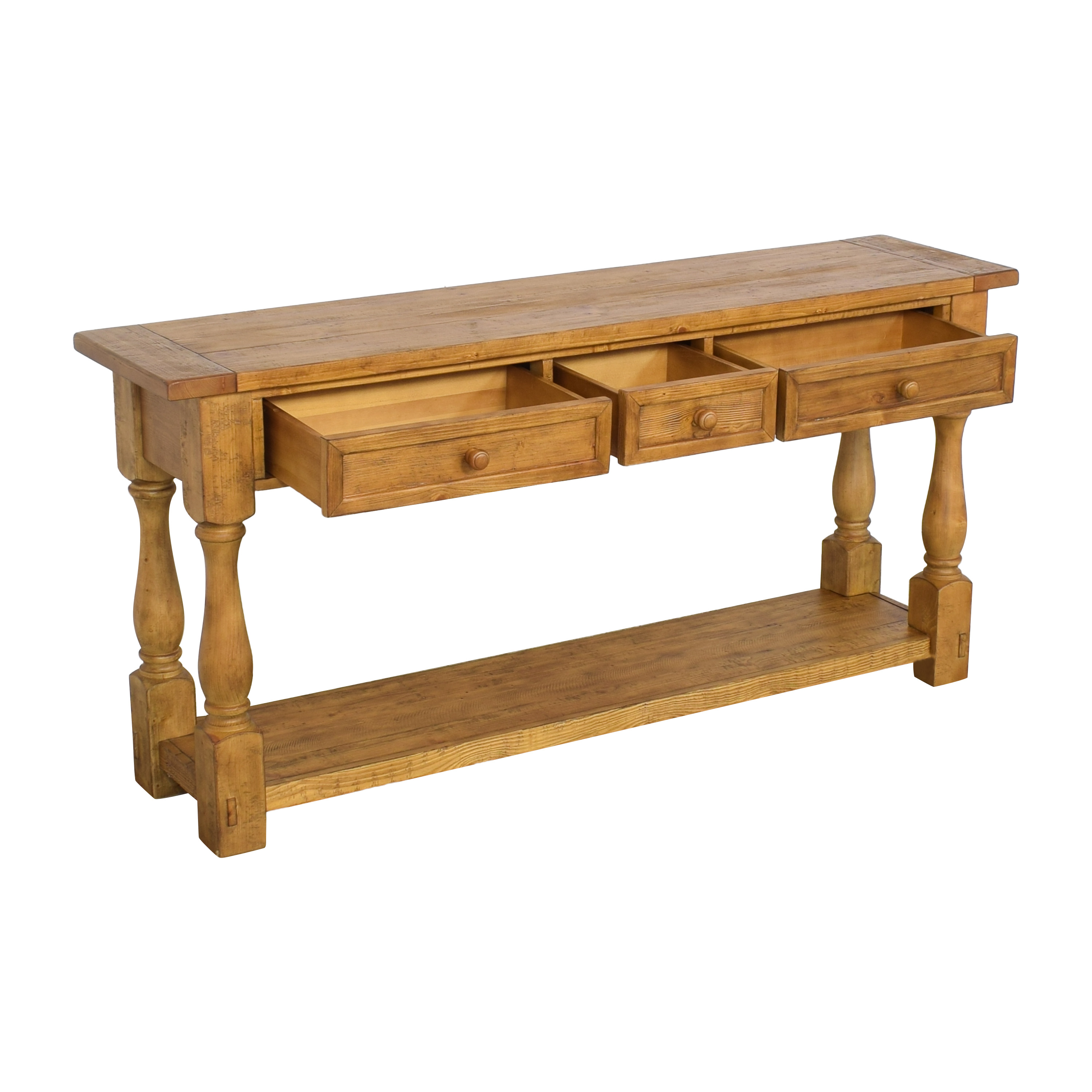 Pottery Barn Pottery Barn Console Table Accent Tables
