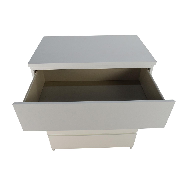 IKEA IKEA MALM 4-Drawer Dresser Dressers