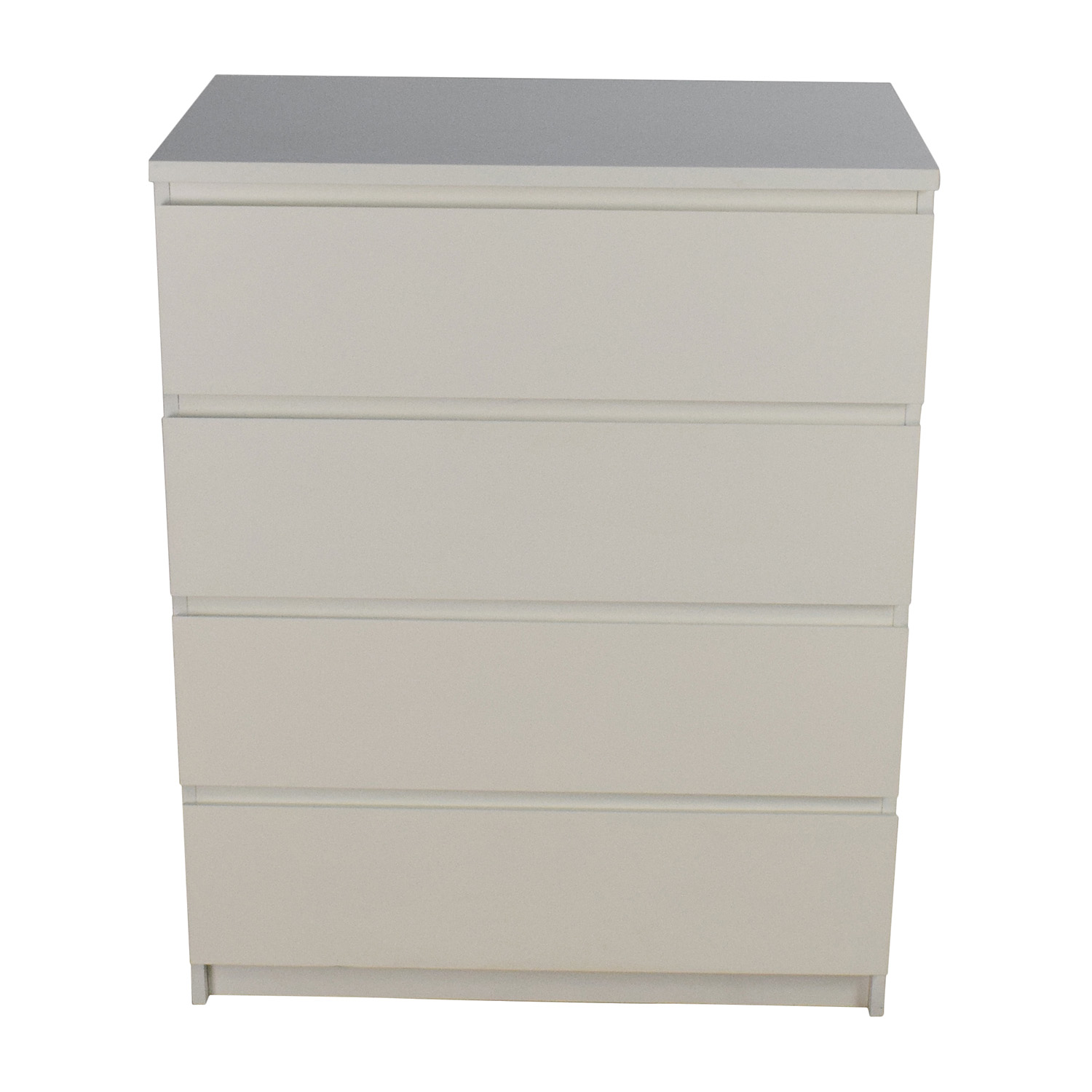IKEA IKEA MALM 4-Drawer Dresser second hand