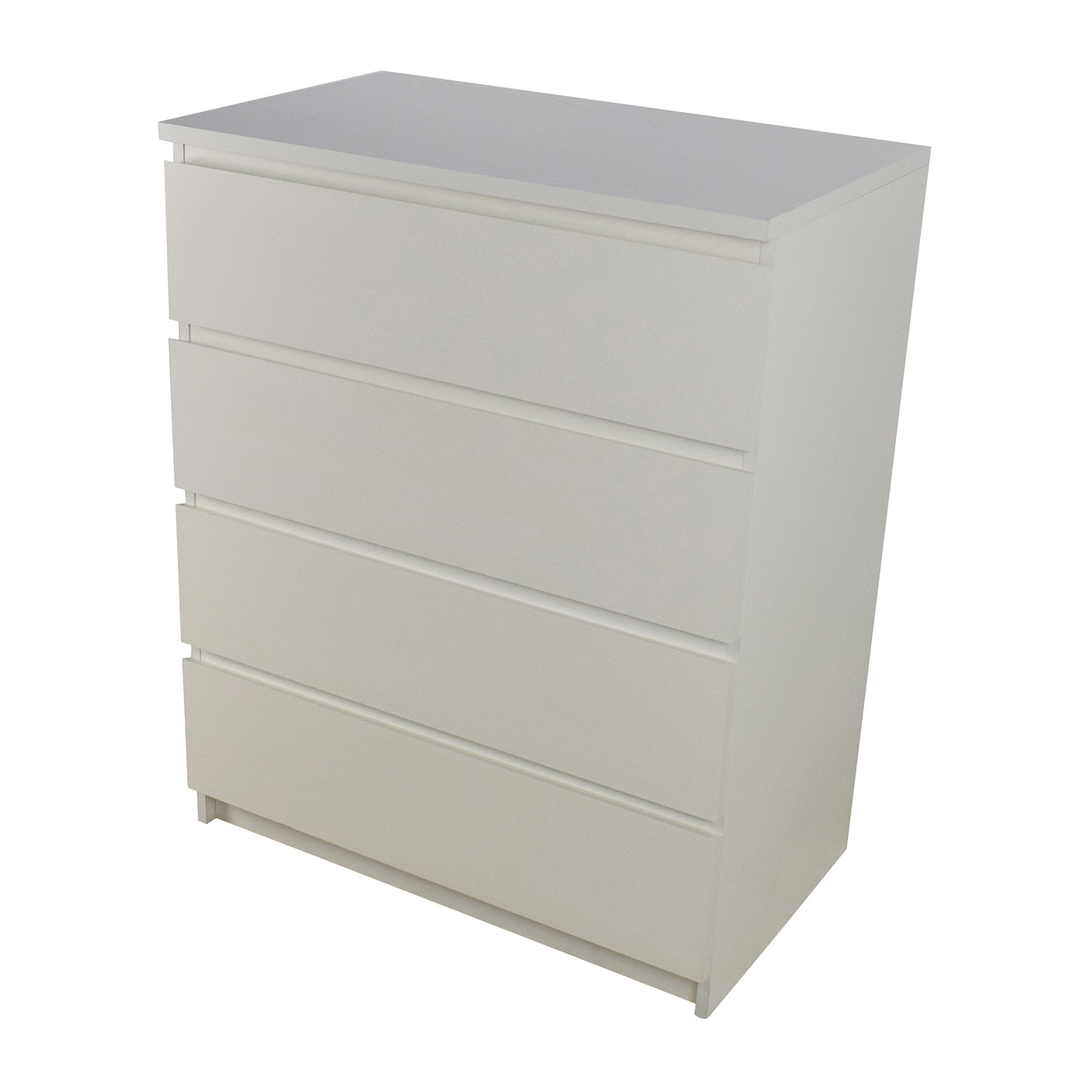 Ikea Malm 4 Drawer Dresser Storage