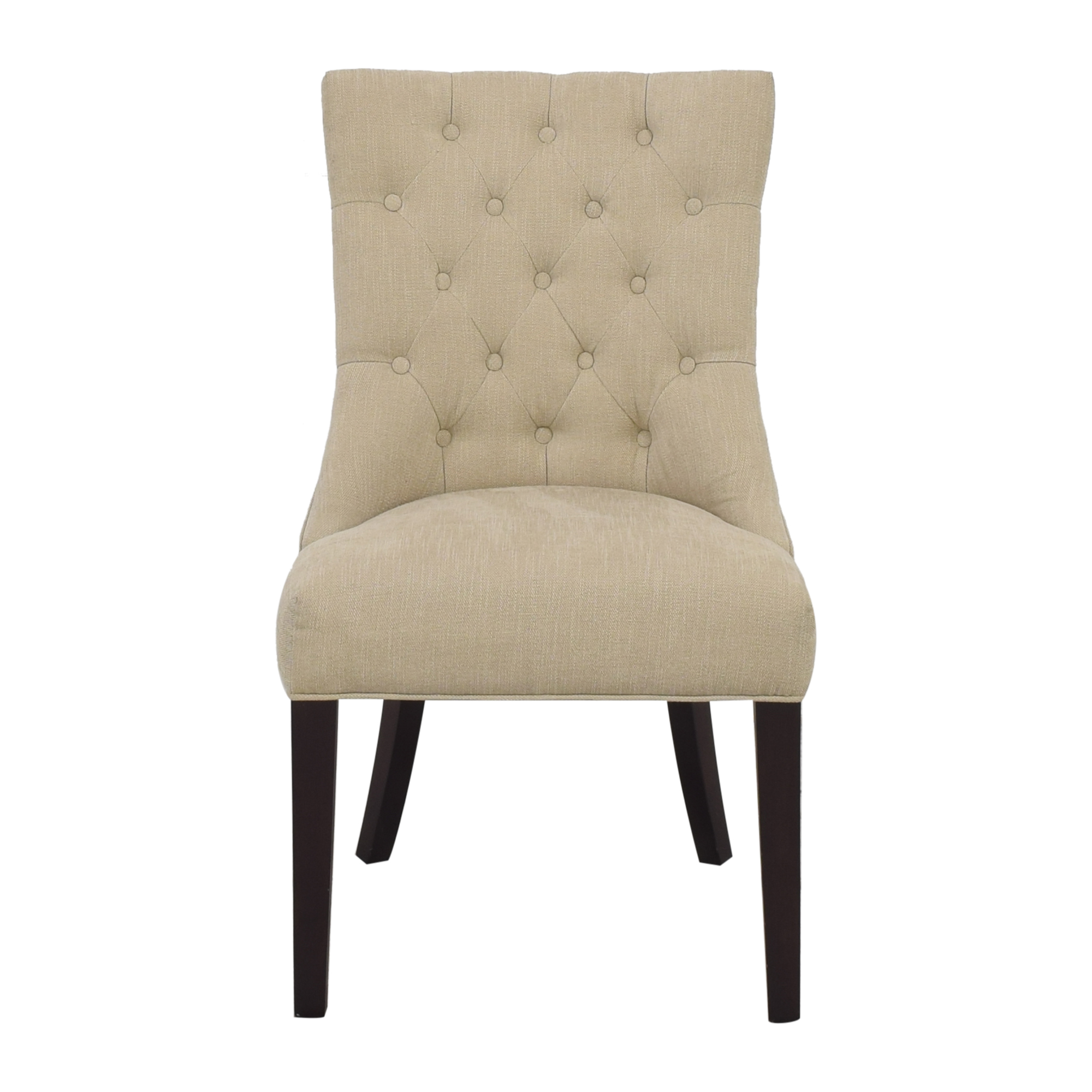Pottery Barn Pottery Barn Hayes Tufted Dining Chair