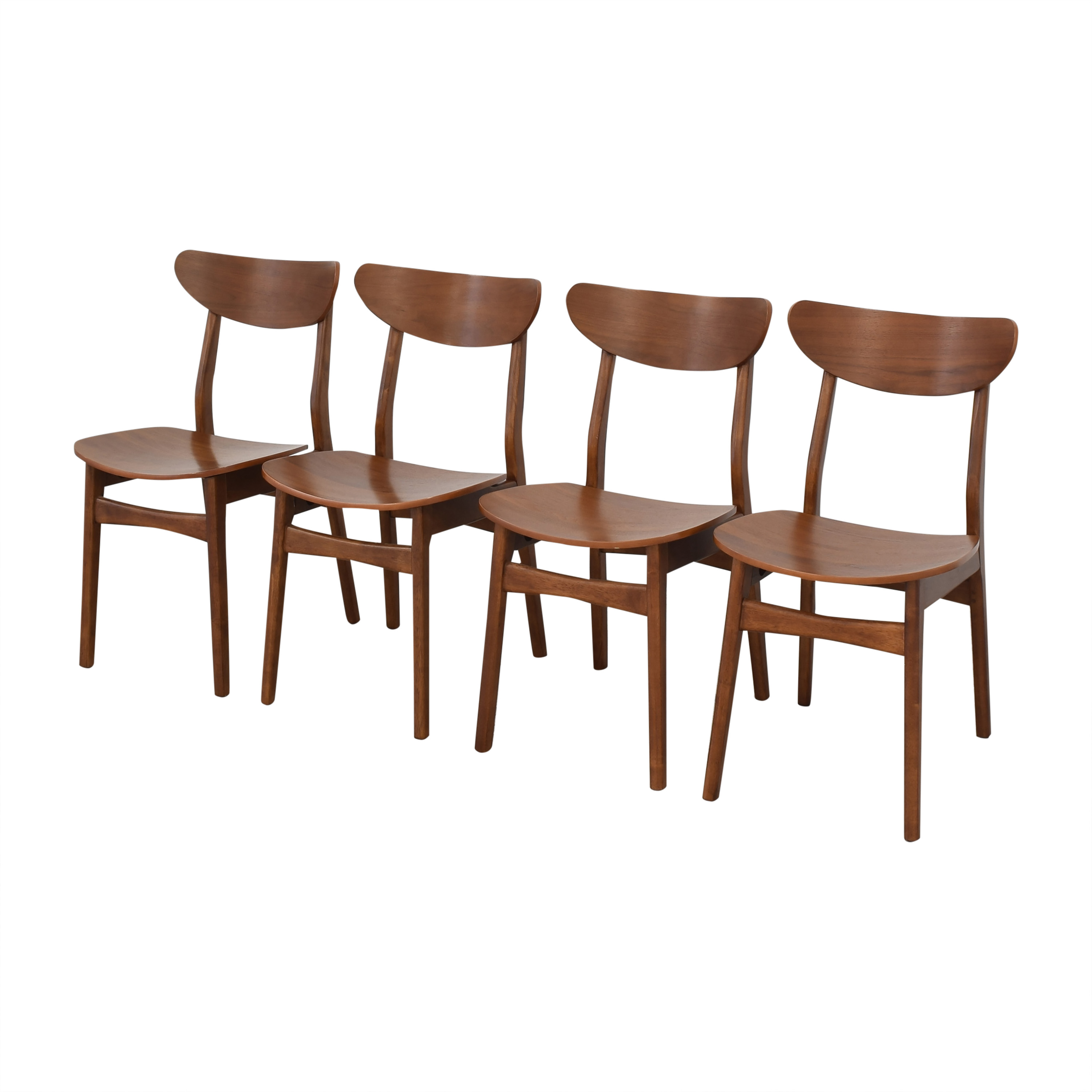 West Elm West Elm Classic Cafe Dining Chairs pa