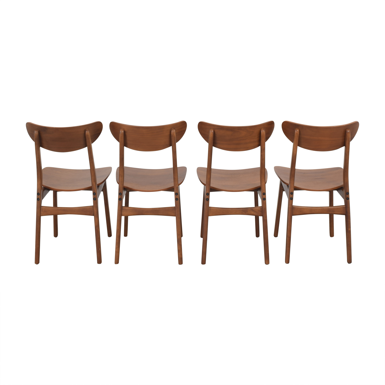West Elm West Elm Classic Cafe Dining Chairs nj