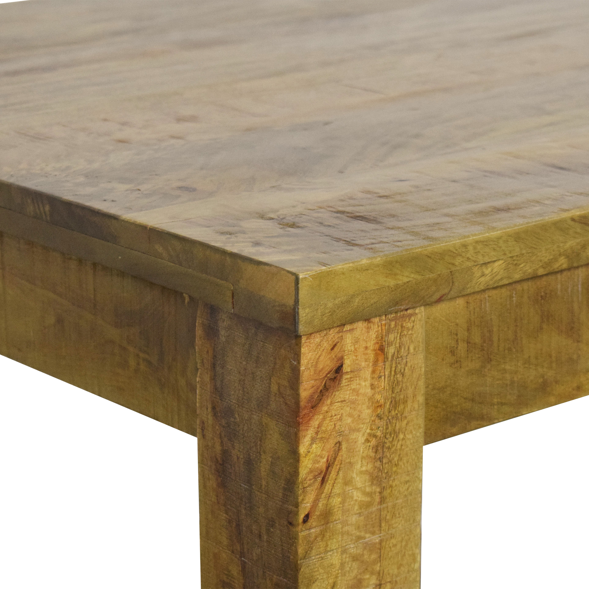 9 OFF   Pier 9 Pier 9 Parsons Java Dining Table / Tables