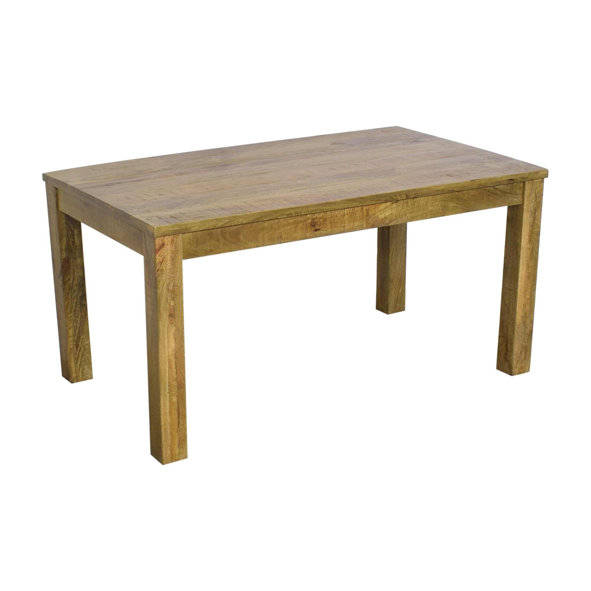 32% OFF - Pier 1 Pier 1 Parsons Java Dining Table / Tables