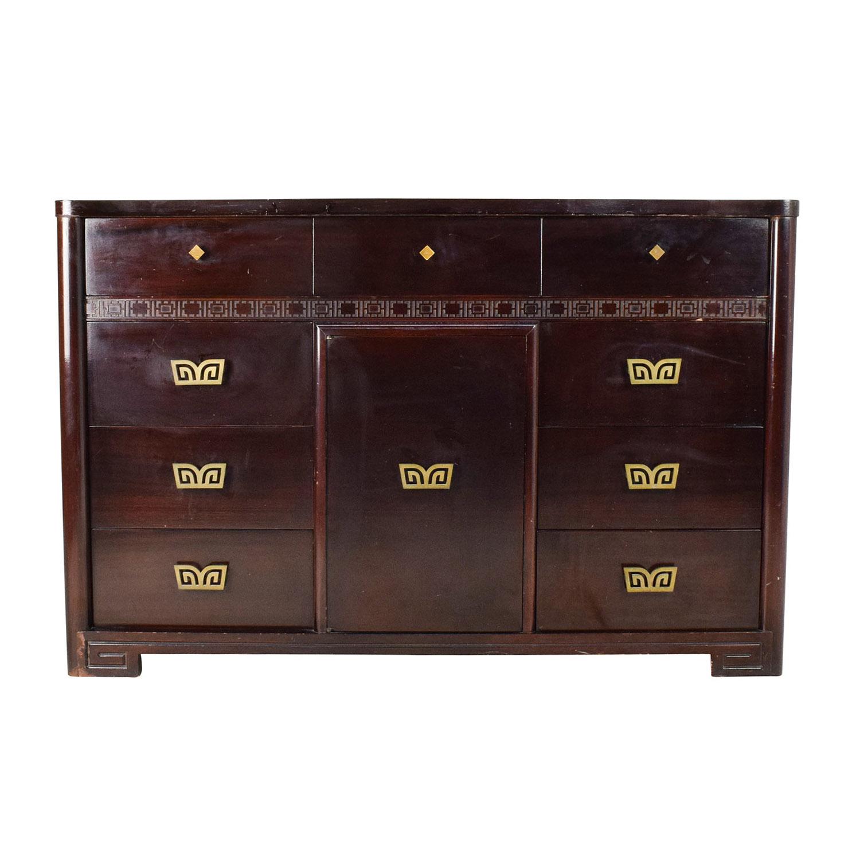 shop Wooden Vintage Buffet Storage