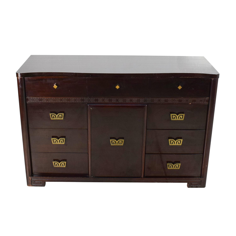 Wooden Vintage Buffet Storage