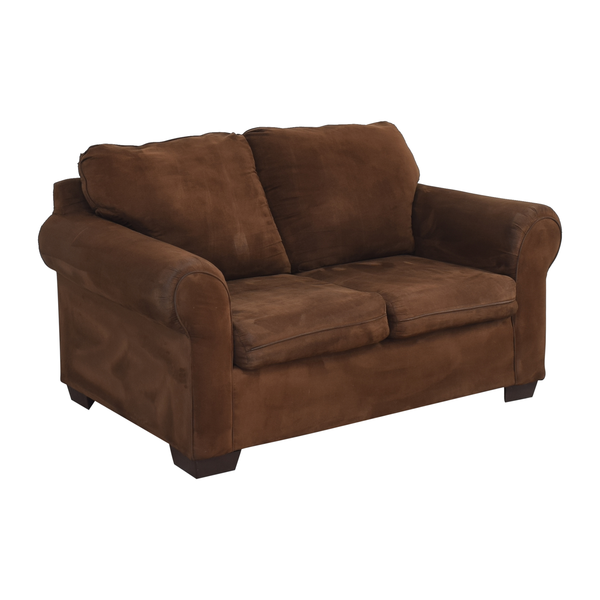 United Furniture United Furniture Roll Arm Loveseat for sale