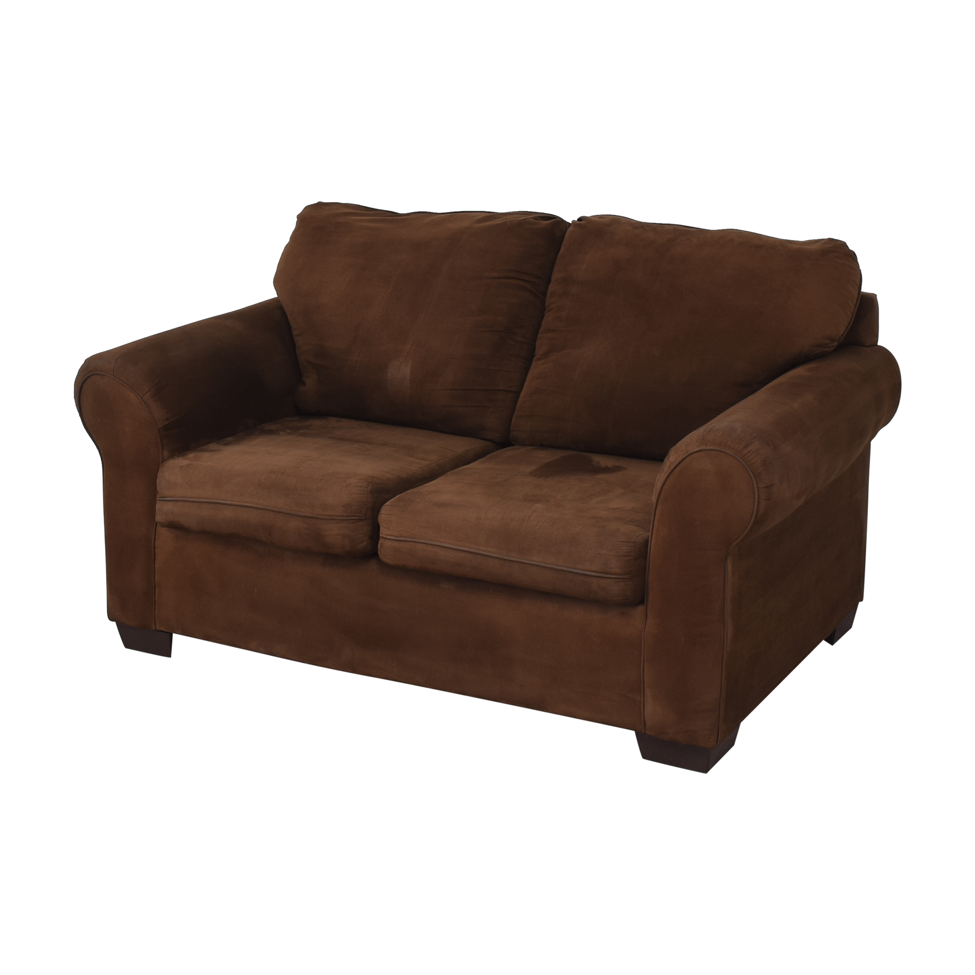 buy United Furniture United Furniture Roll Arm Loveseat online
