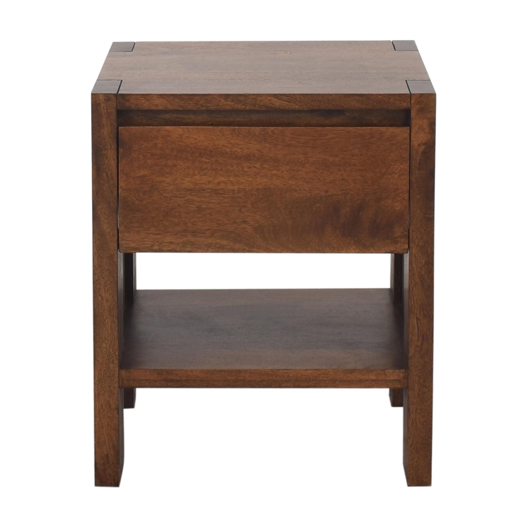 buy West Elm Boerum Nightstand West Elm End Tables