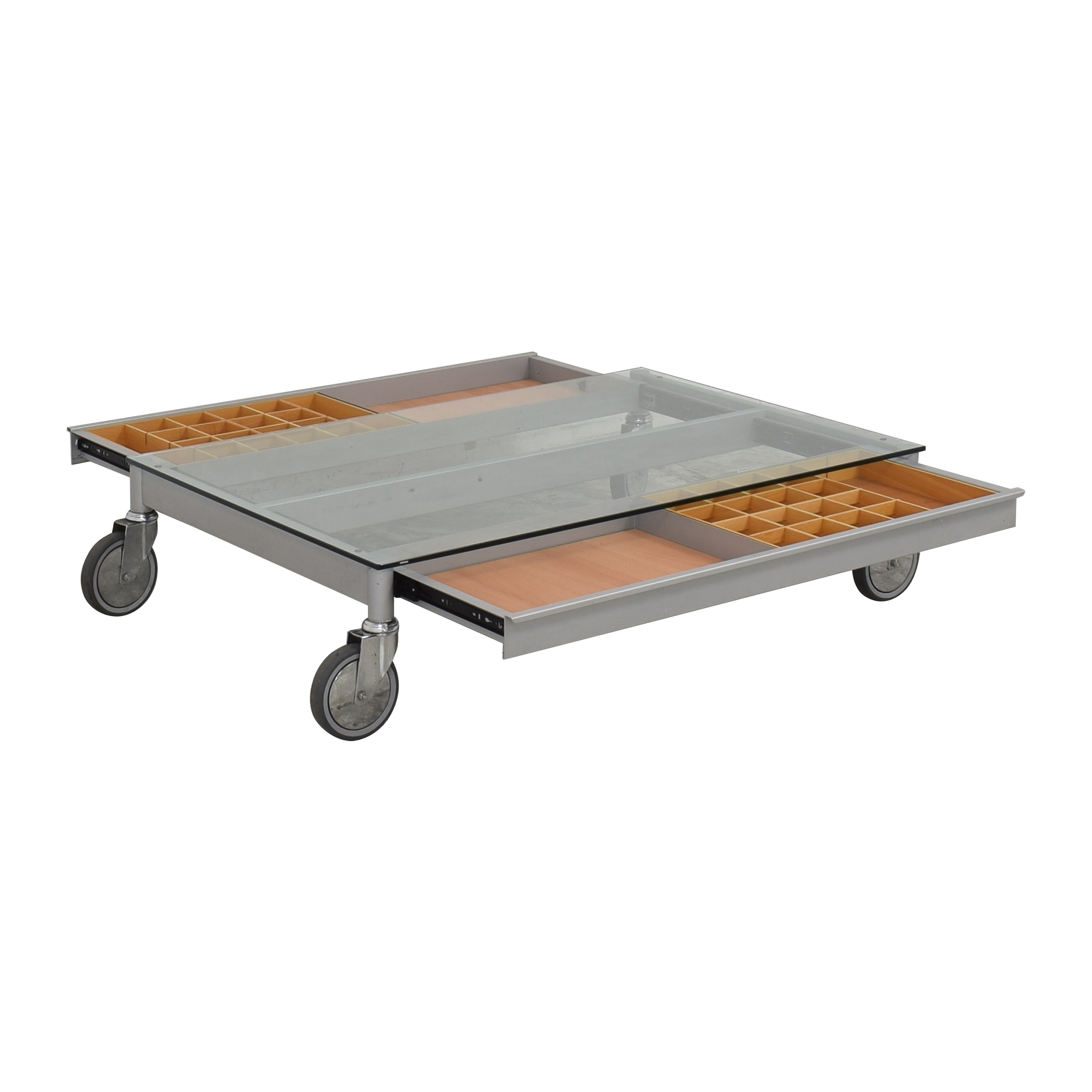 Coffee Table on Wheels coupon