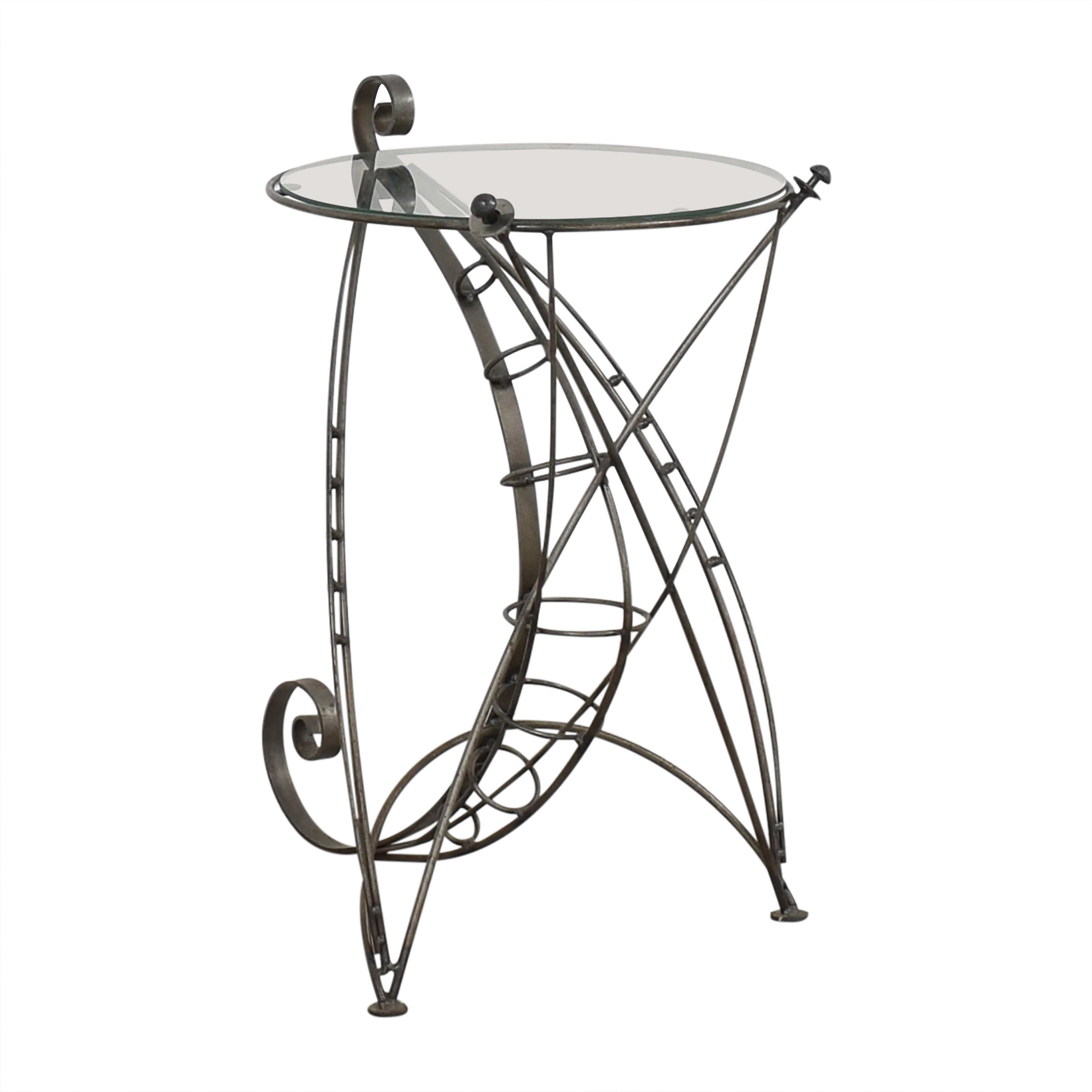 buy  Sculptural Accent Table online