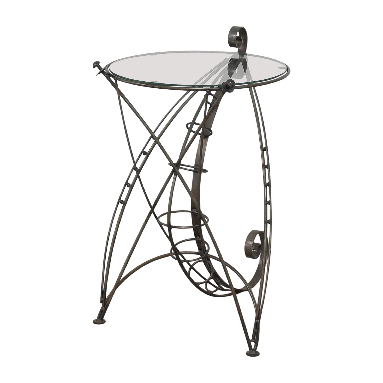 shop Sculptural Accent Table  Accent Tables