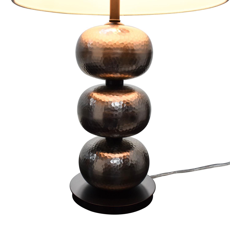 71 Off West Elm West Elm Abacus Table Lamp Decor