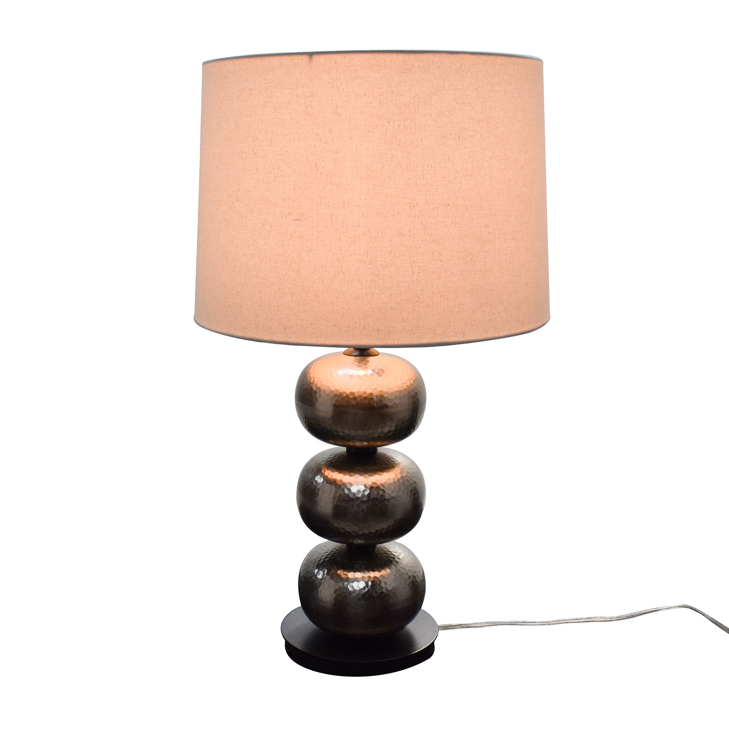 71 Off West Elm West Elm Abacus Table Lamp Decor