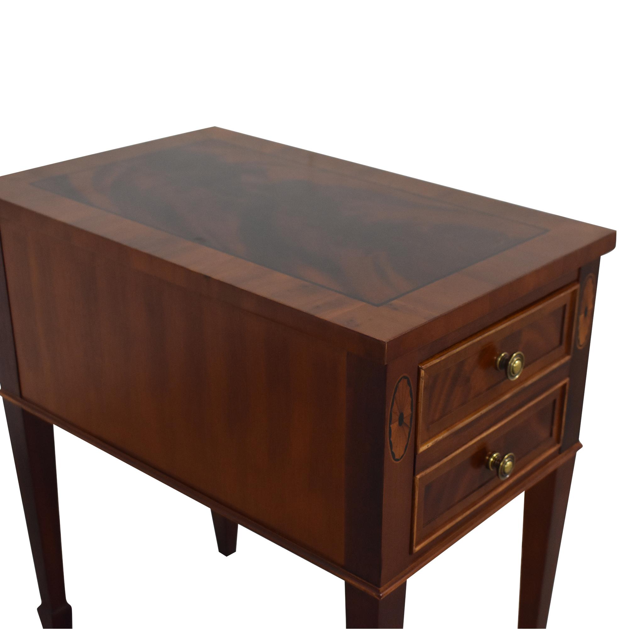 Hekman Chairside Table Hekman Furniture