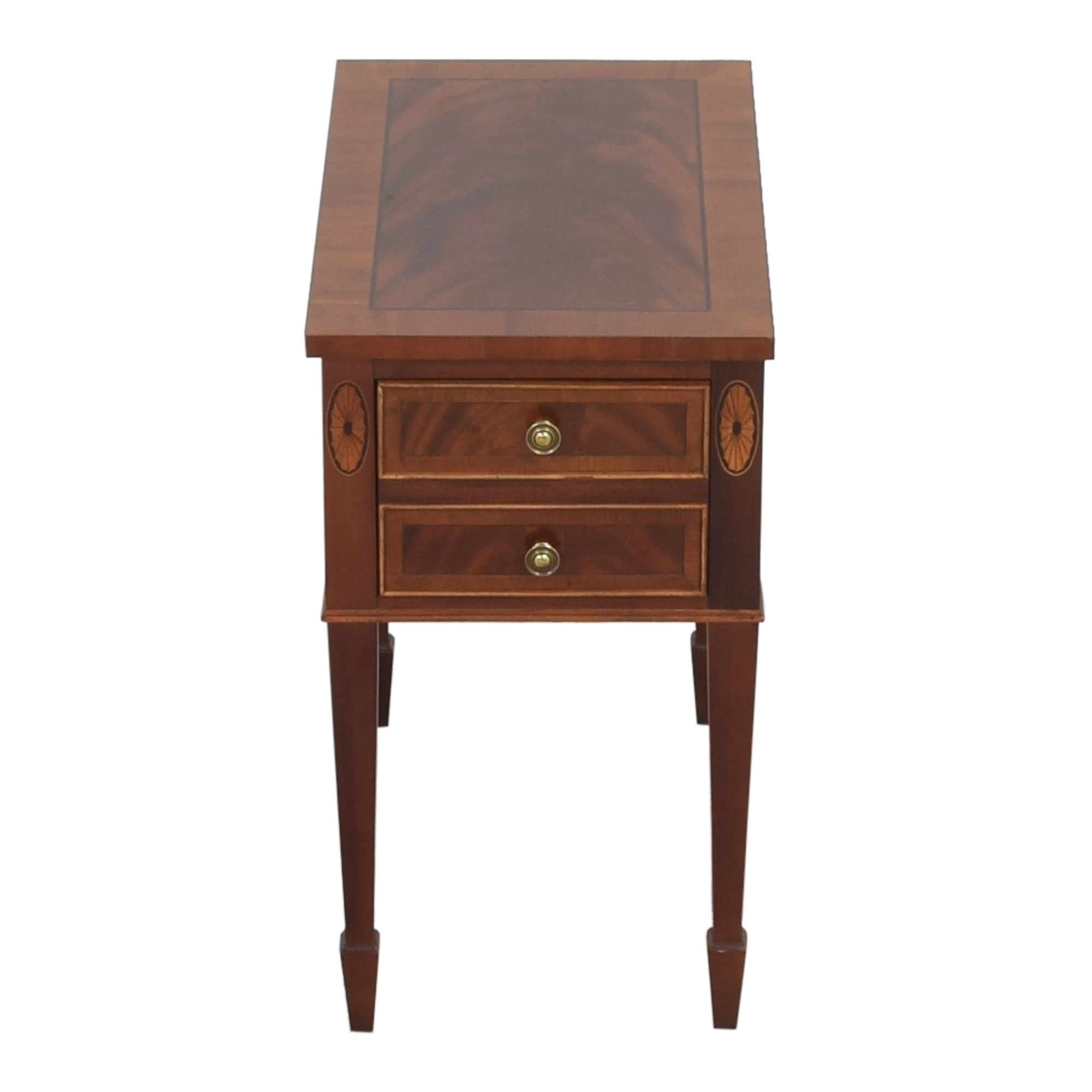buy Hekman Chairside Table Hekman Furniture End Tables