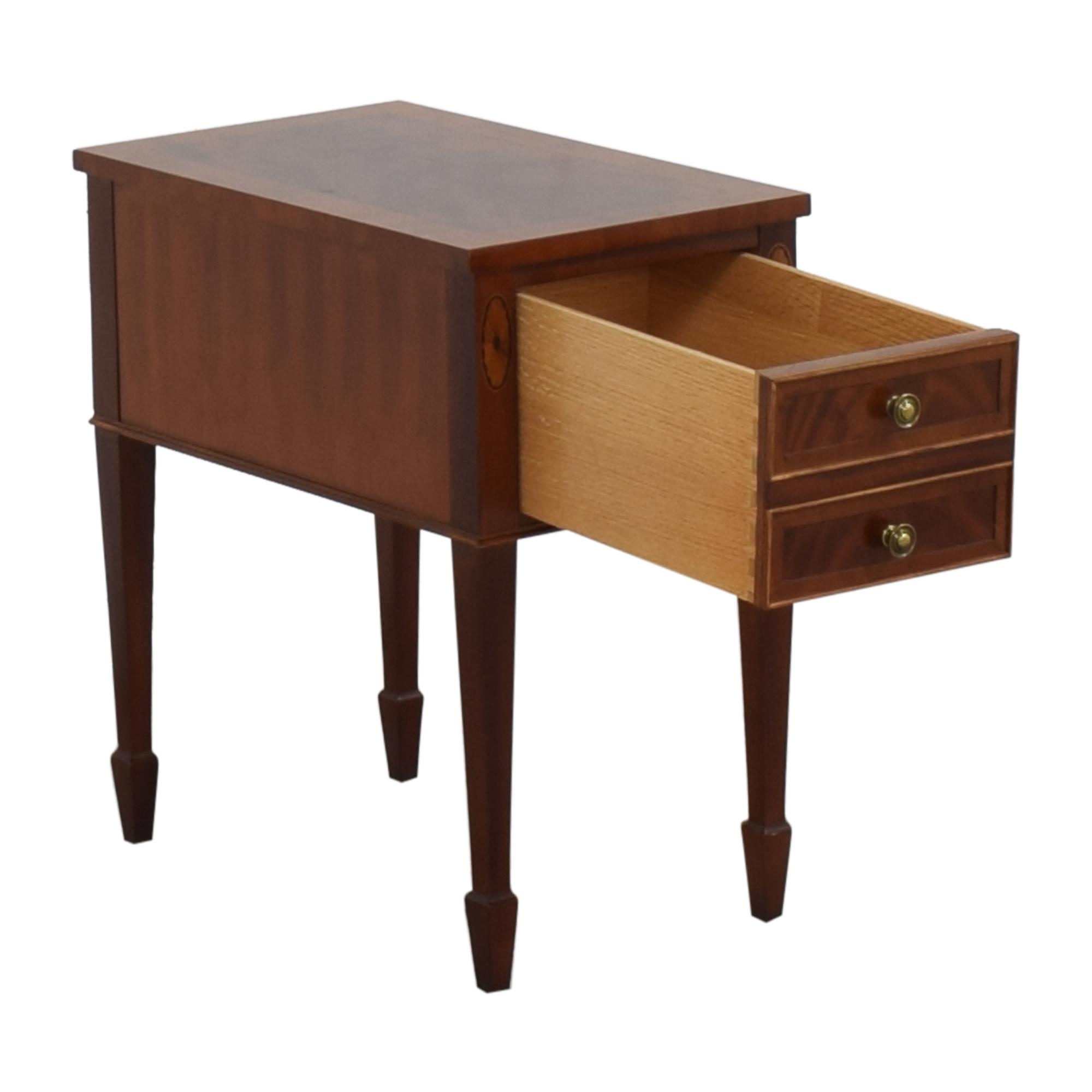 Hekman Furniture Hekman Chairside Table ct