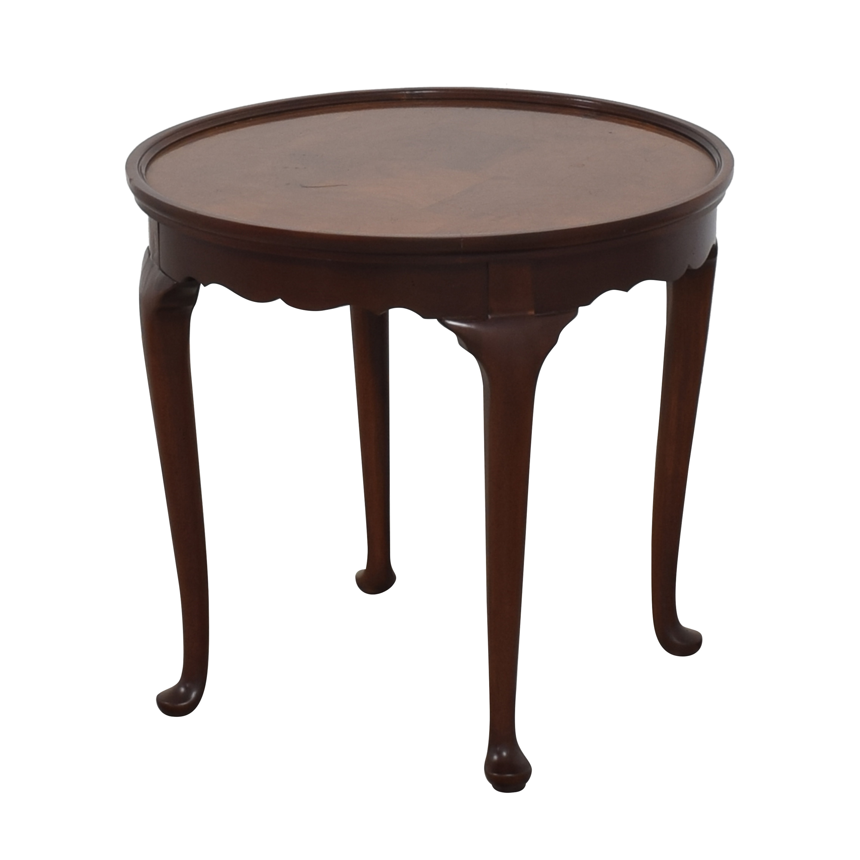 Hekman Furniture Hekman Round Lamp Table coupon