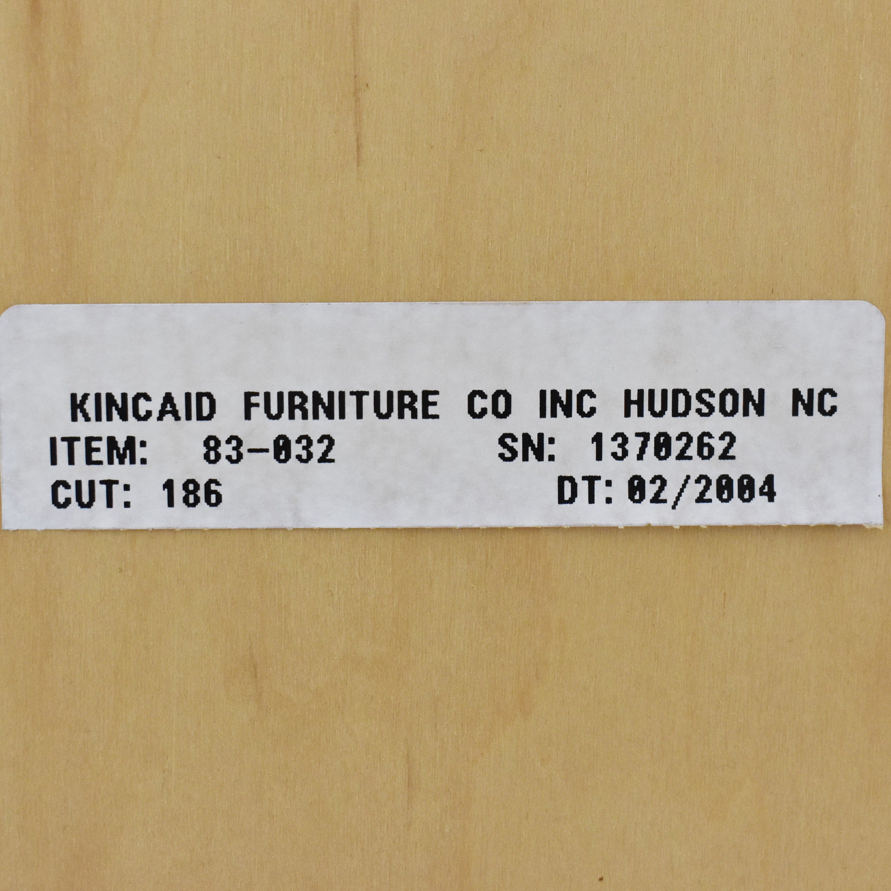 Kincaid Media Tower Cabinet / Bookcases & Shelving