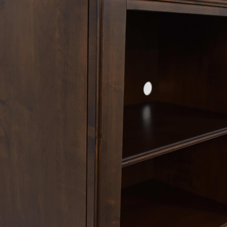 buy Kincaid Media Tower Cabinet Kincaid Furniture Storage