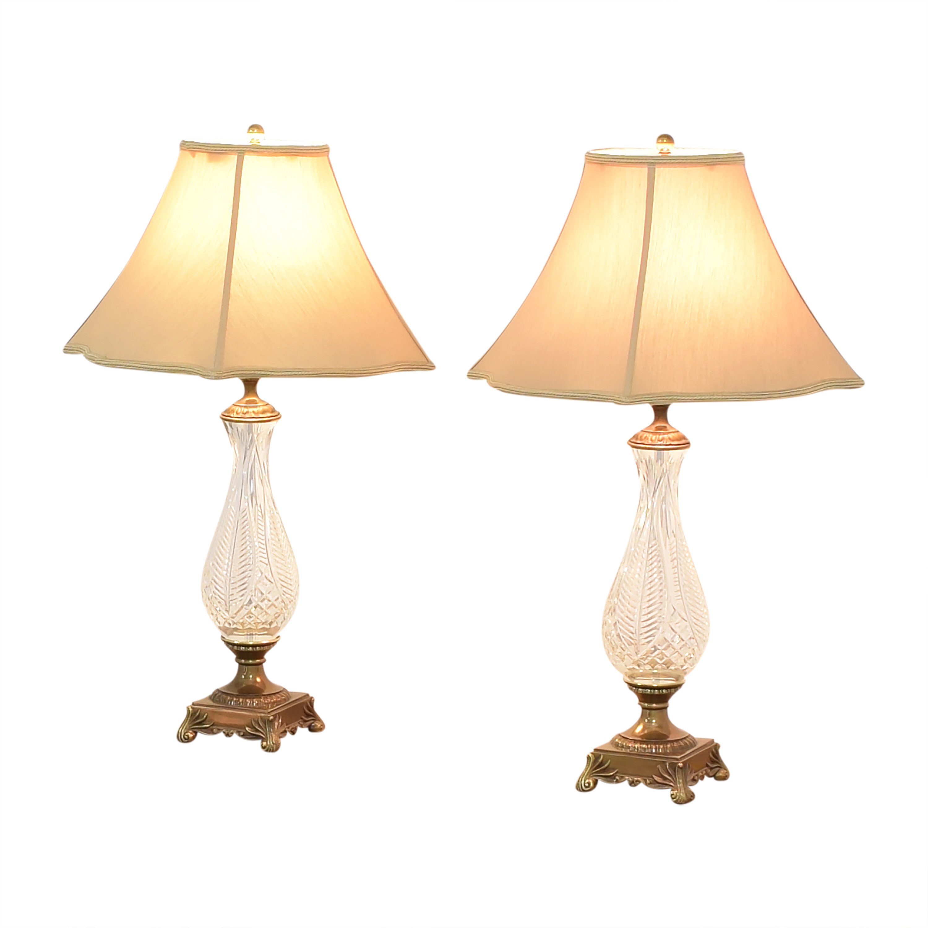 shop Waterford Empire Style Table Lamps Waterford Lamps