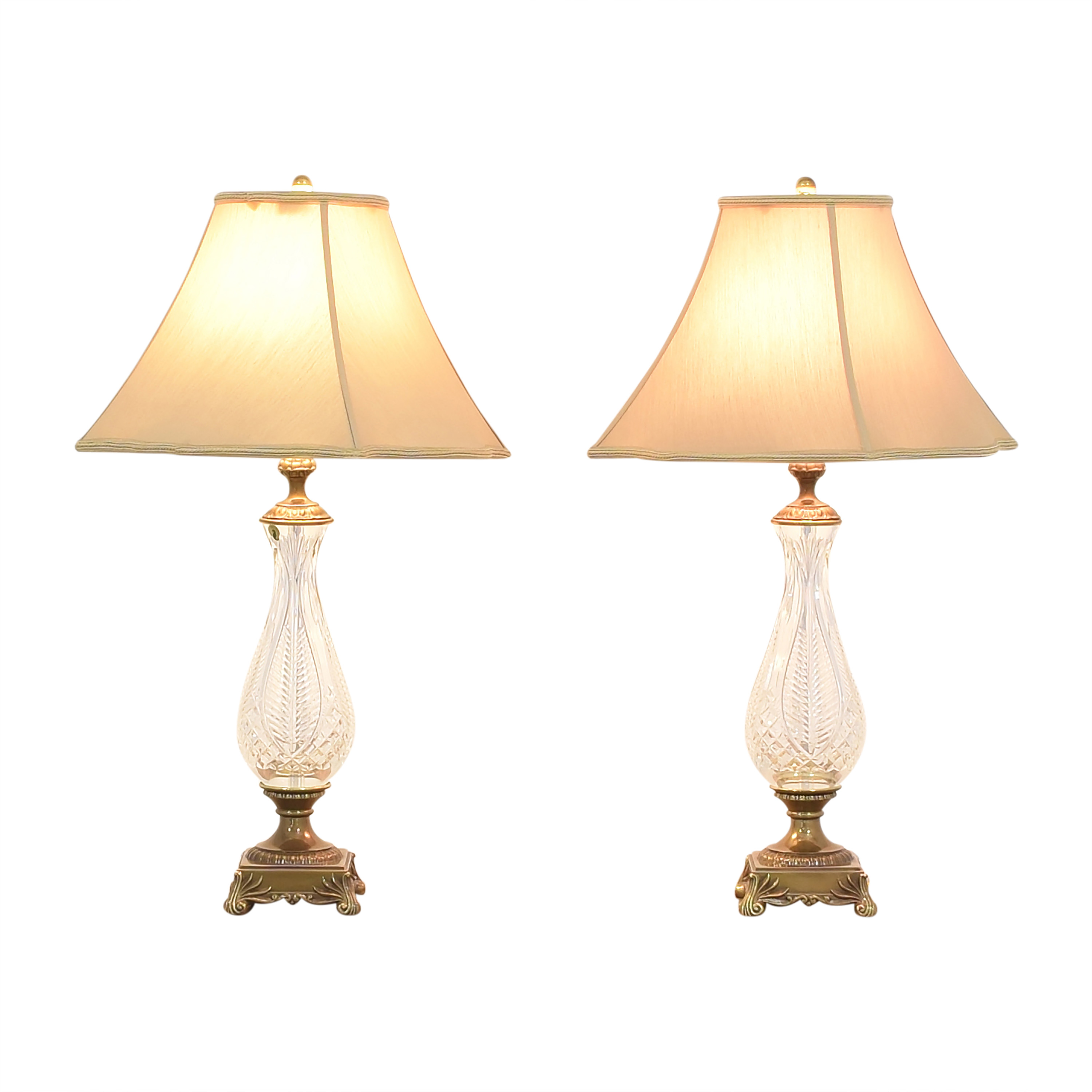 Waterford Waterford Empire Style Table Lamps nj
