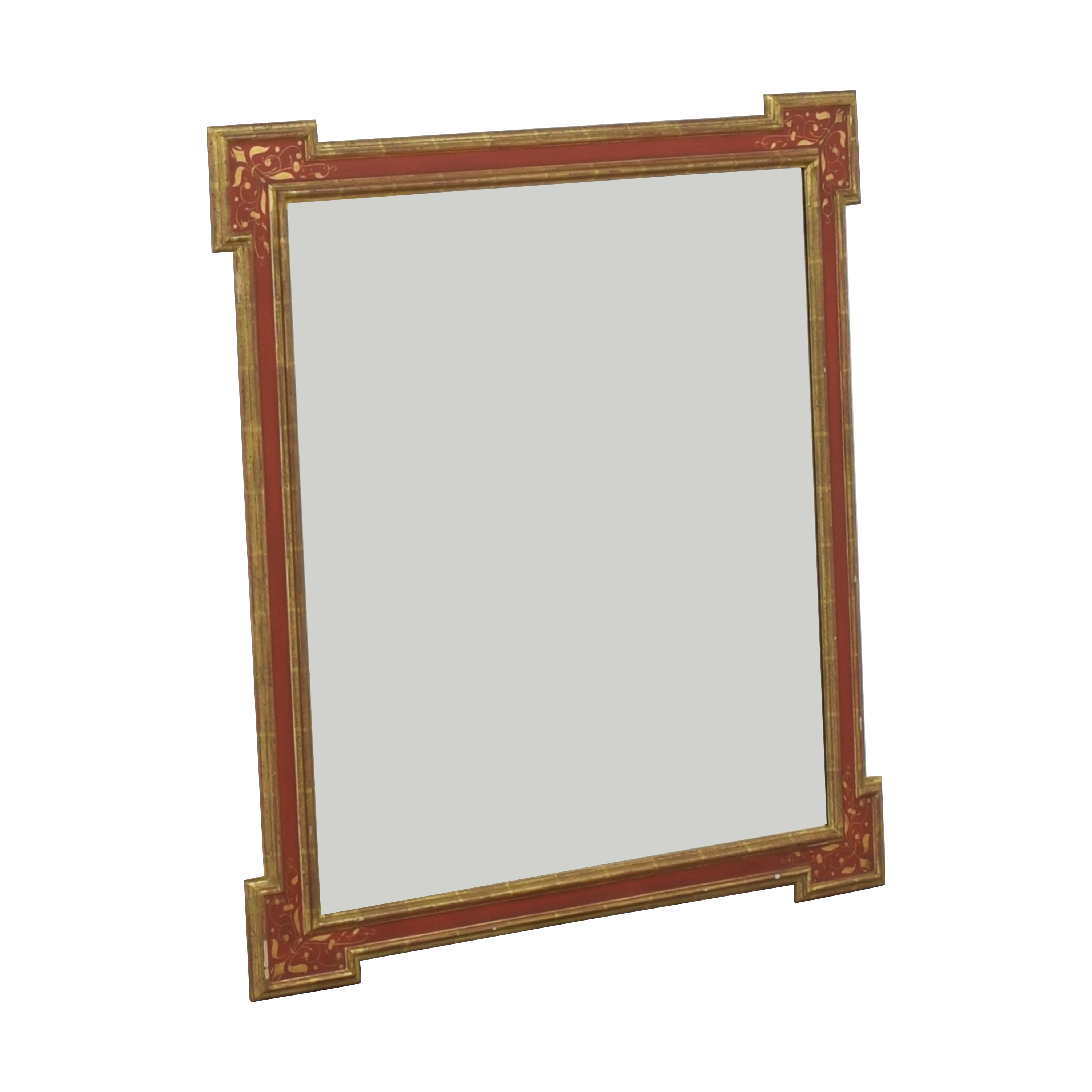 Summa Gallery Decorative Framed Wall Mirror sale