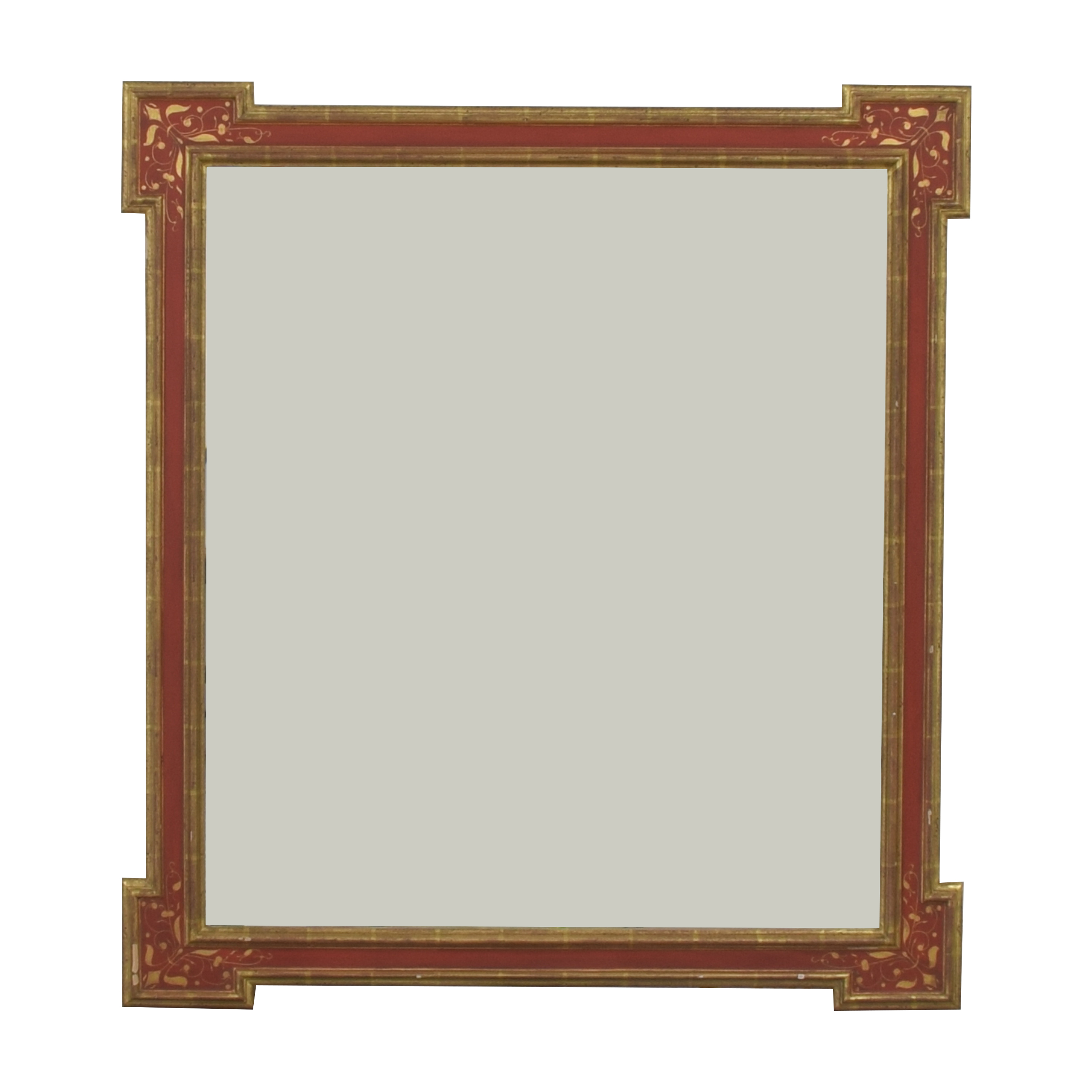 Summa Gallery Summa Gallery Decorative Framed Wall Mirror second hand