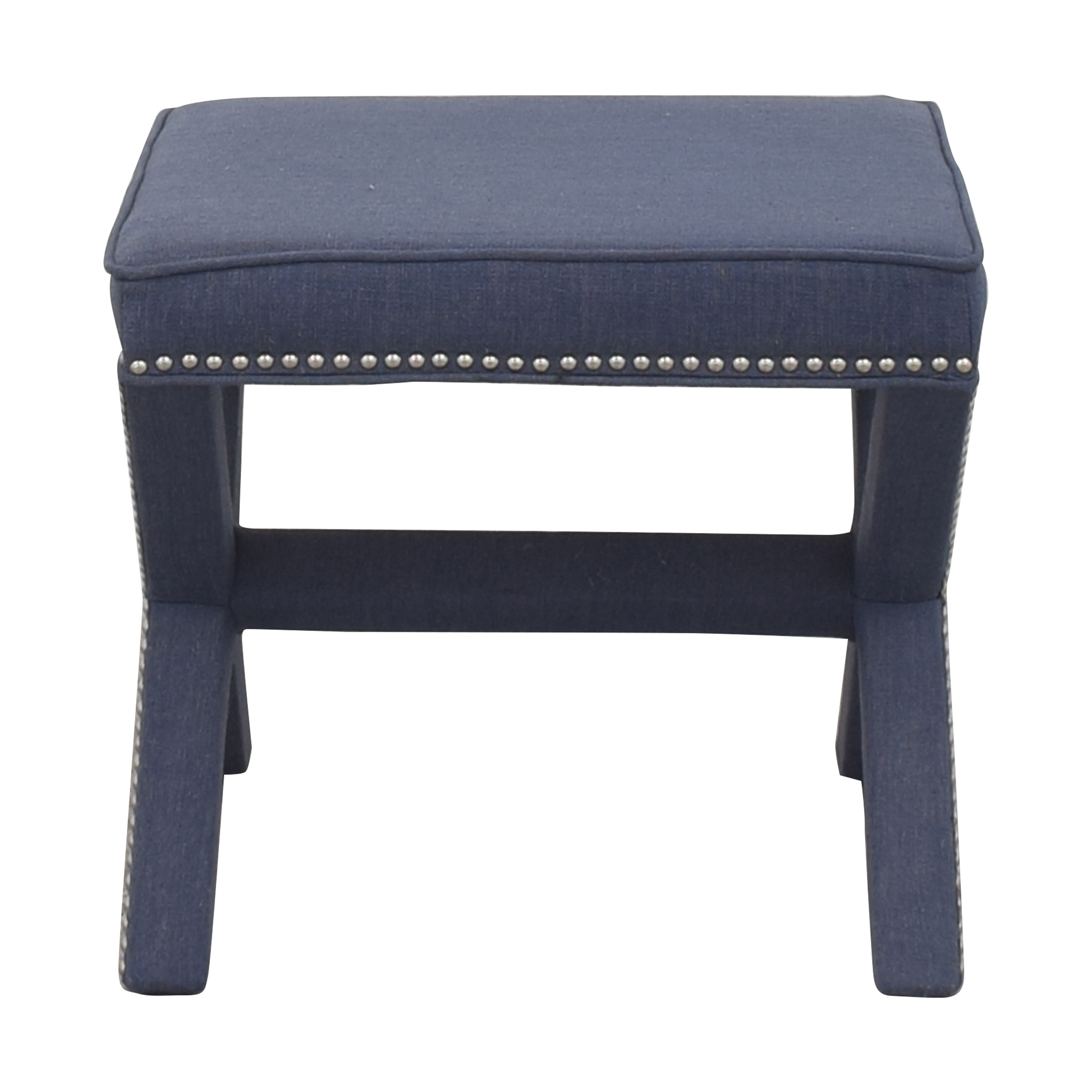 buy Safavieh Giulia X-Bench Ottoman Safavieh