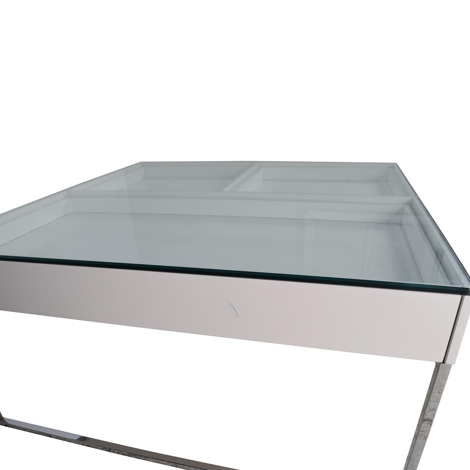 BoConcept White Coffee Table / Coffee Tables