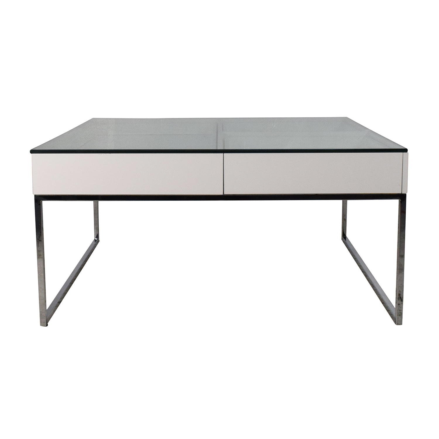 BoConcept BoConcept White Coffee Table for sale