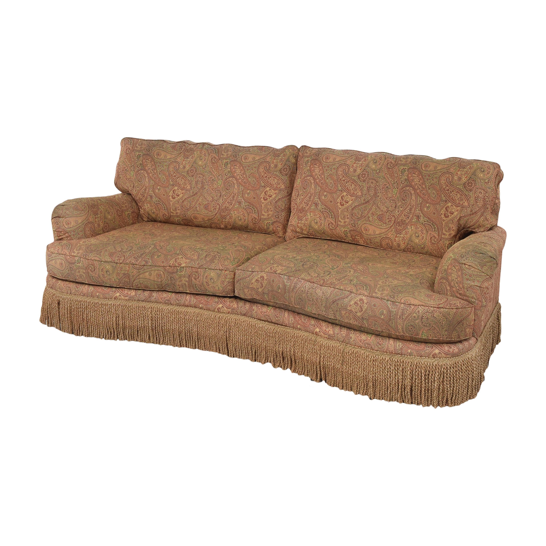 Schnadig Schnadig Fringe Conversation Sofa used