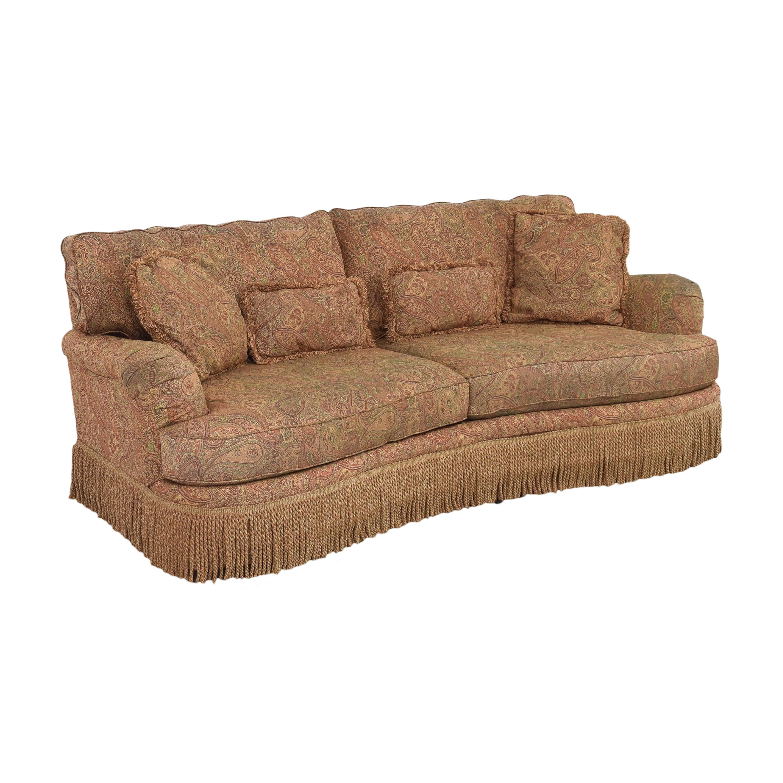 Schnadig Schnadig Fringe Conversation Sofa price