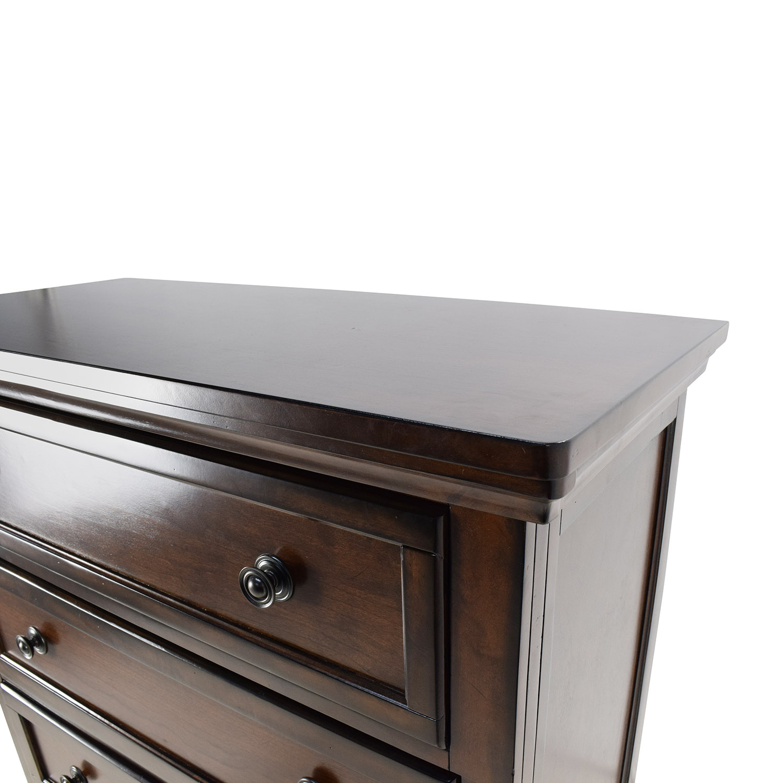 46% OFF Ashley Furniture Ashley Furniture Porter 5 Drawer Chest