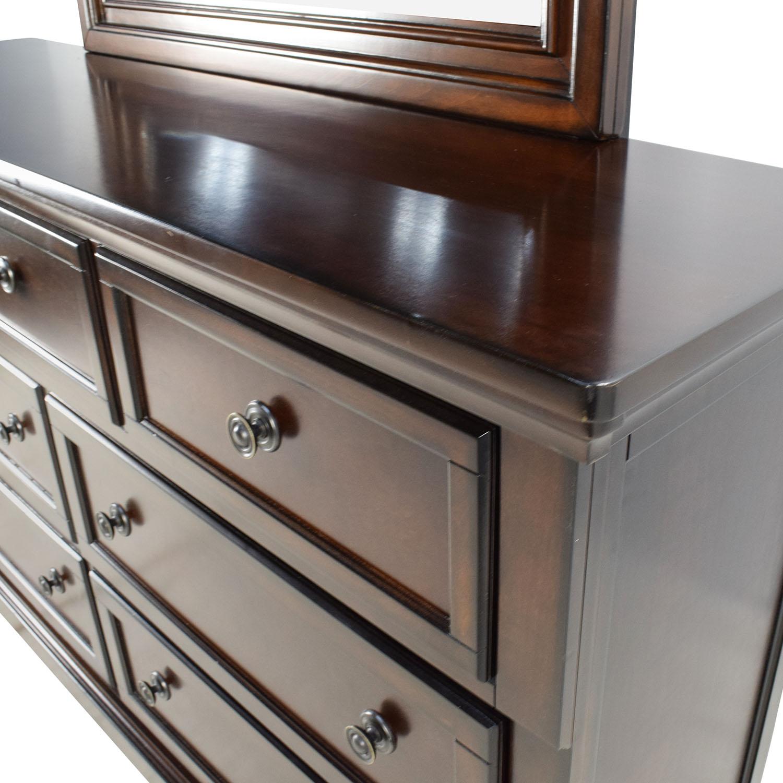 66% OFF Ashley Furniture Ashley Furniture Porter 5 Dresser and