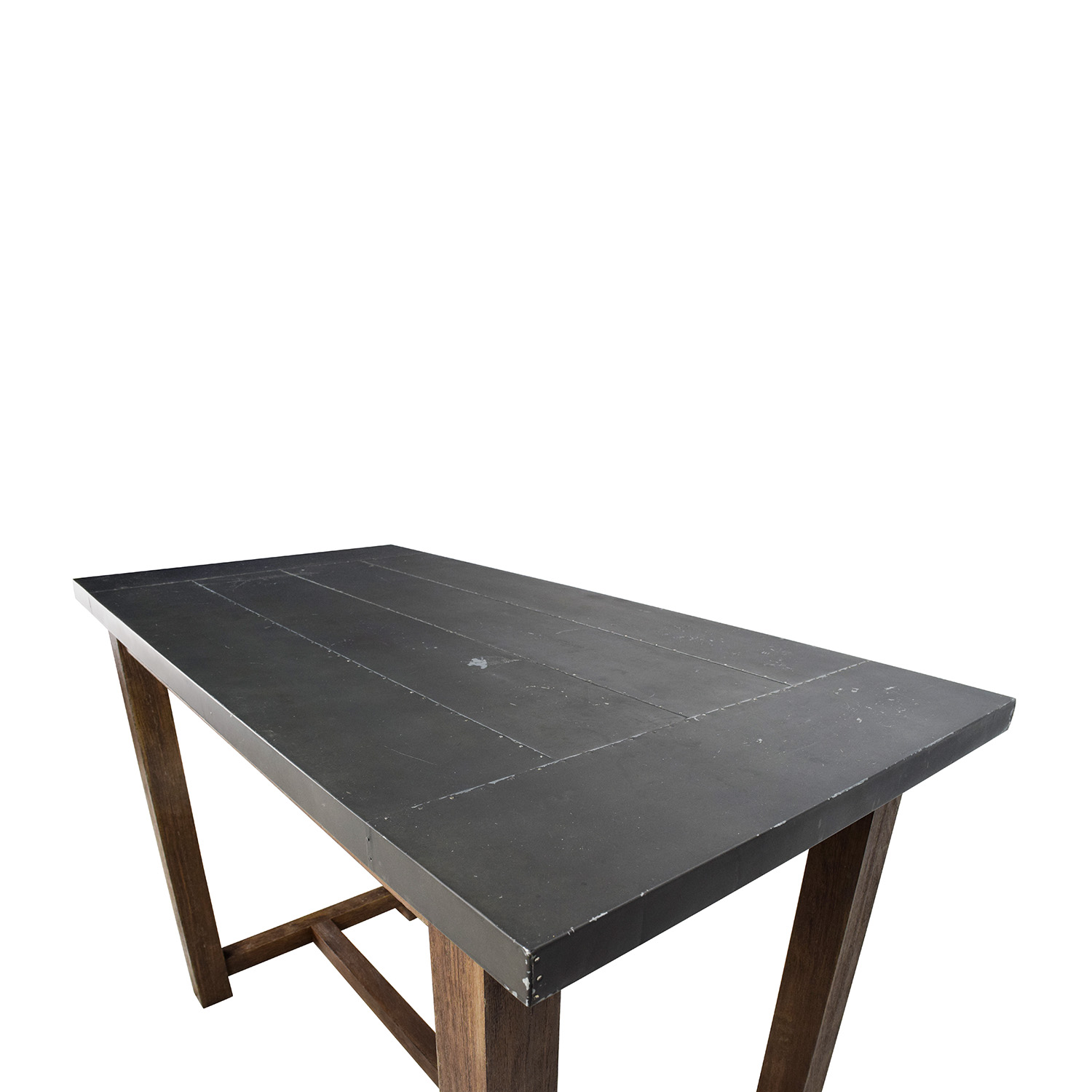 OFF Crate and Barrel Crate & Barrel Galvin High Table Tables