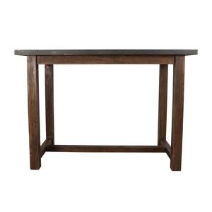 buy Crate & Barrel Crate & Barrel Galvin High Table online
