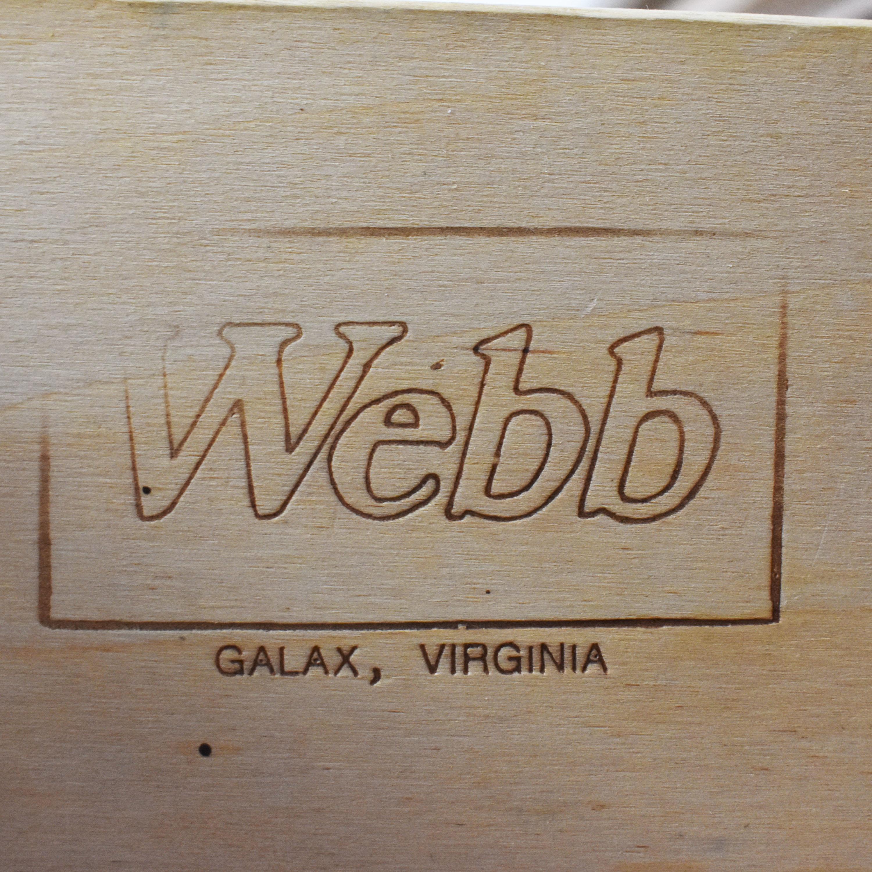 Webb Dresser with Mirror / Storage